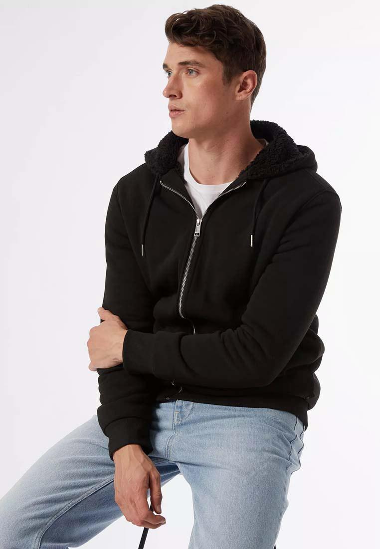 Толстовка Burton Menswear London 45B02RBLK