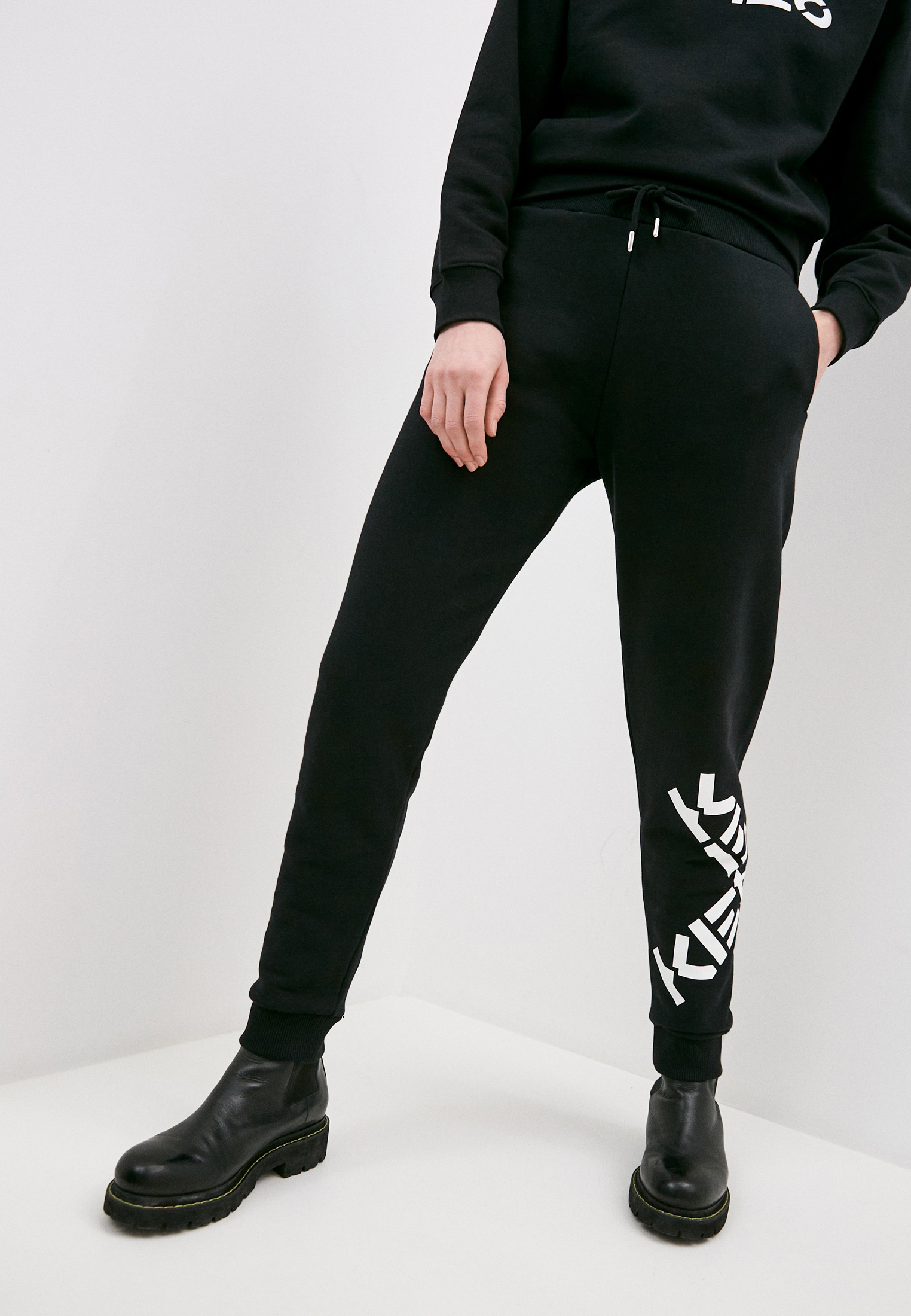 Женские спортивные брюки Kenzo (Кензо) FA62PA7224MS