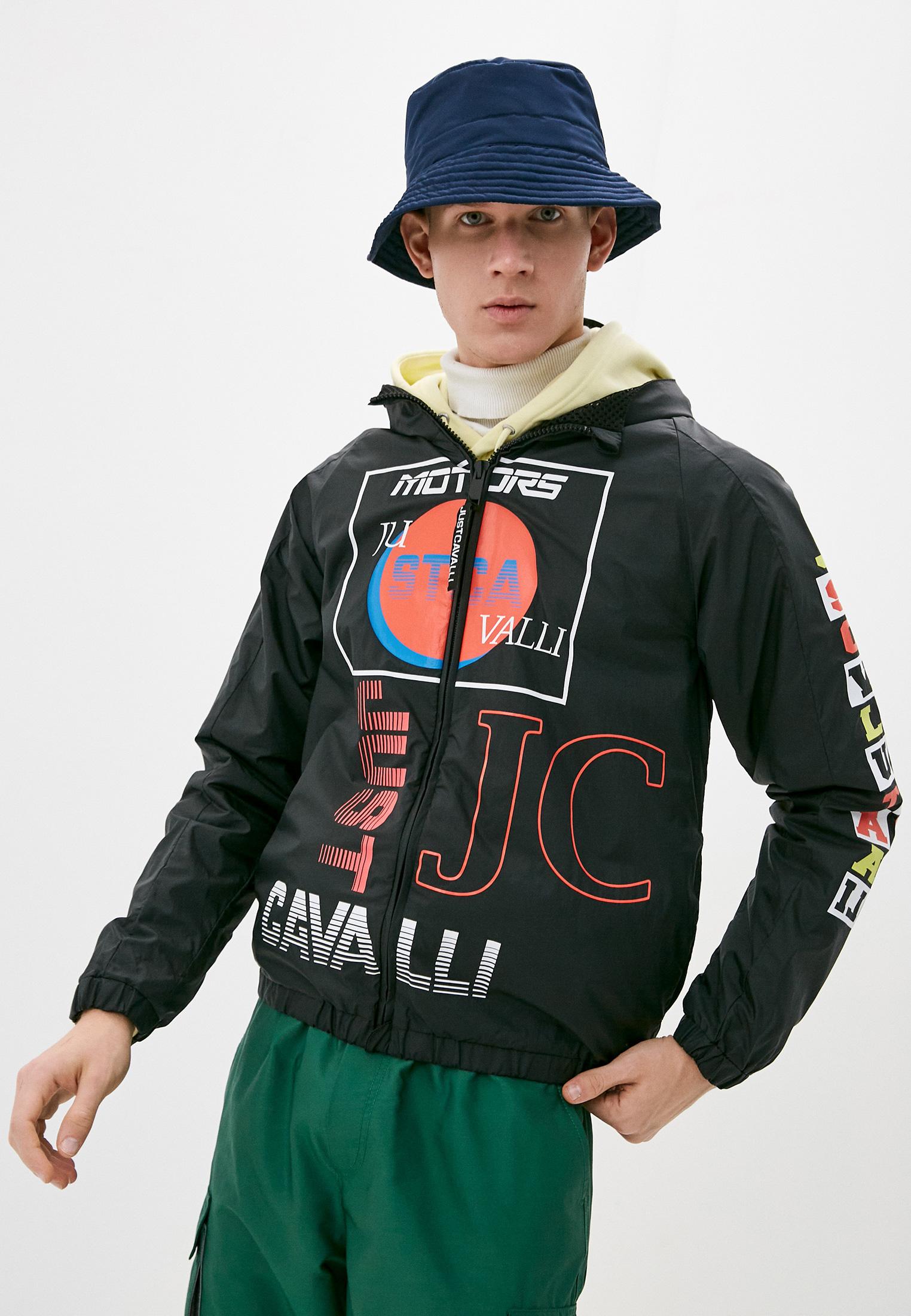 Ветровка Just Cavalli (Джаст Кавалли) S01AM0349N39621