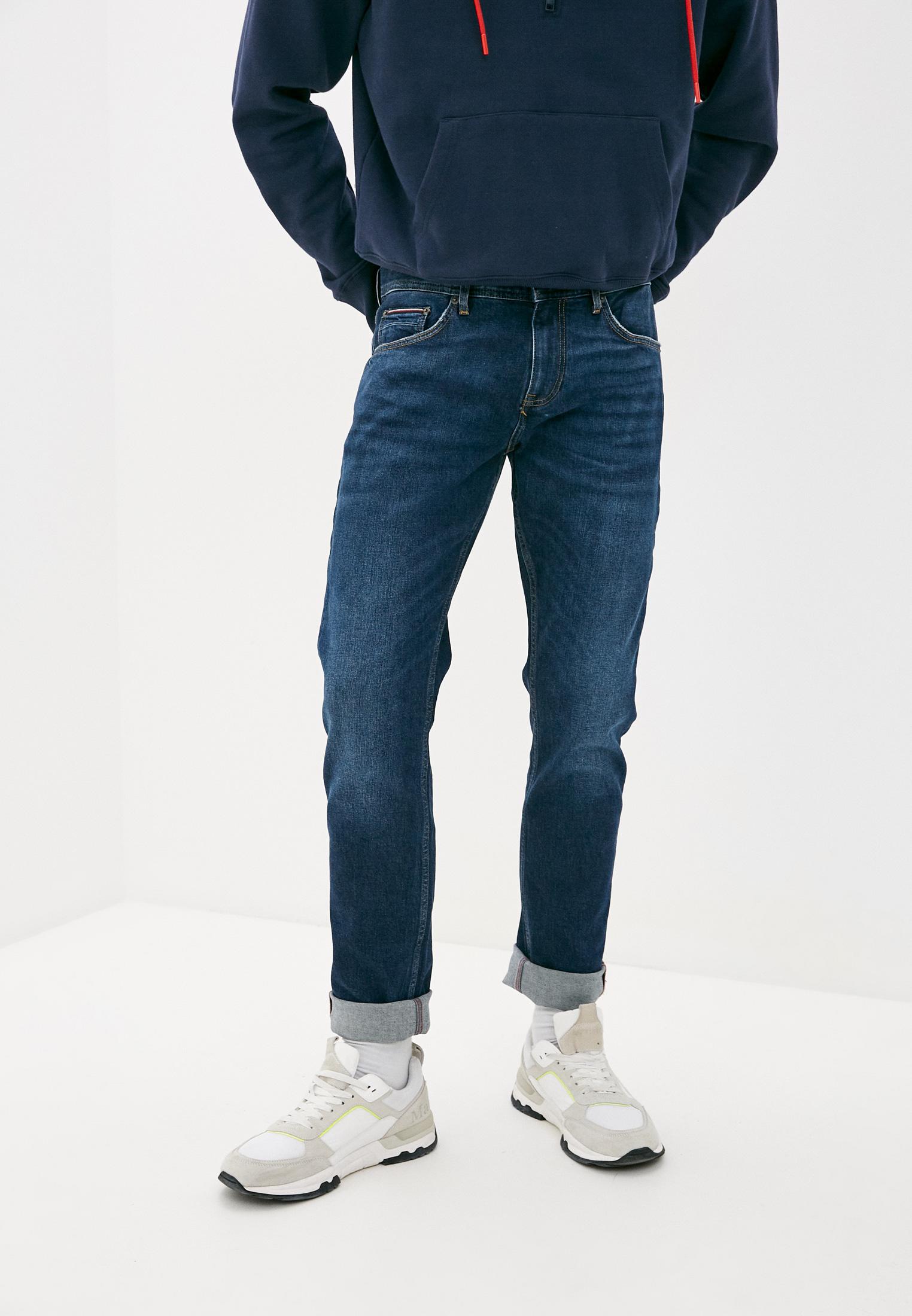 Зауженные джинсы Tommy Hilfiger (Томми Хилфигер) MW0MW18787: изображение 1