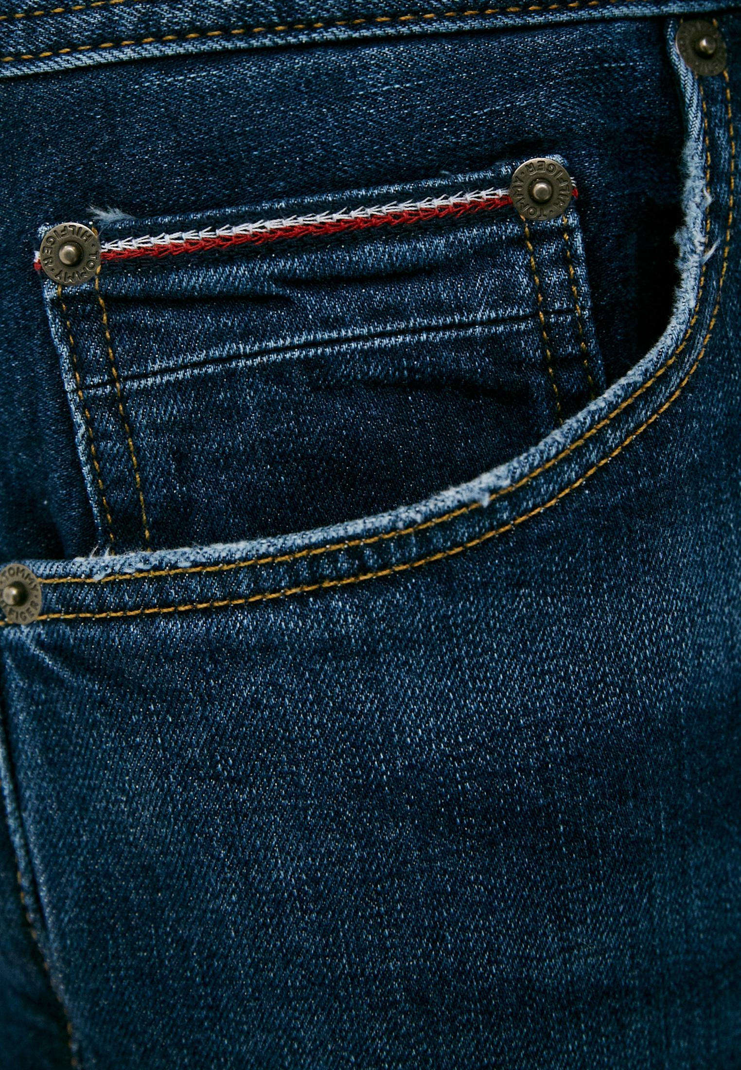 Зауженные джинсы Tommy Hilfiger (Томми Хилфигер) MW0MW18787: изображение 4