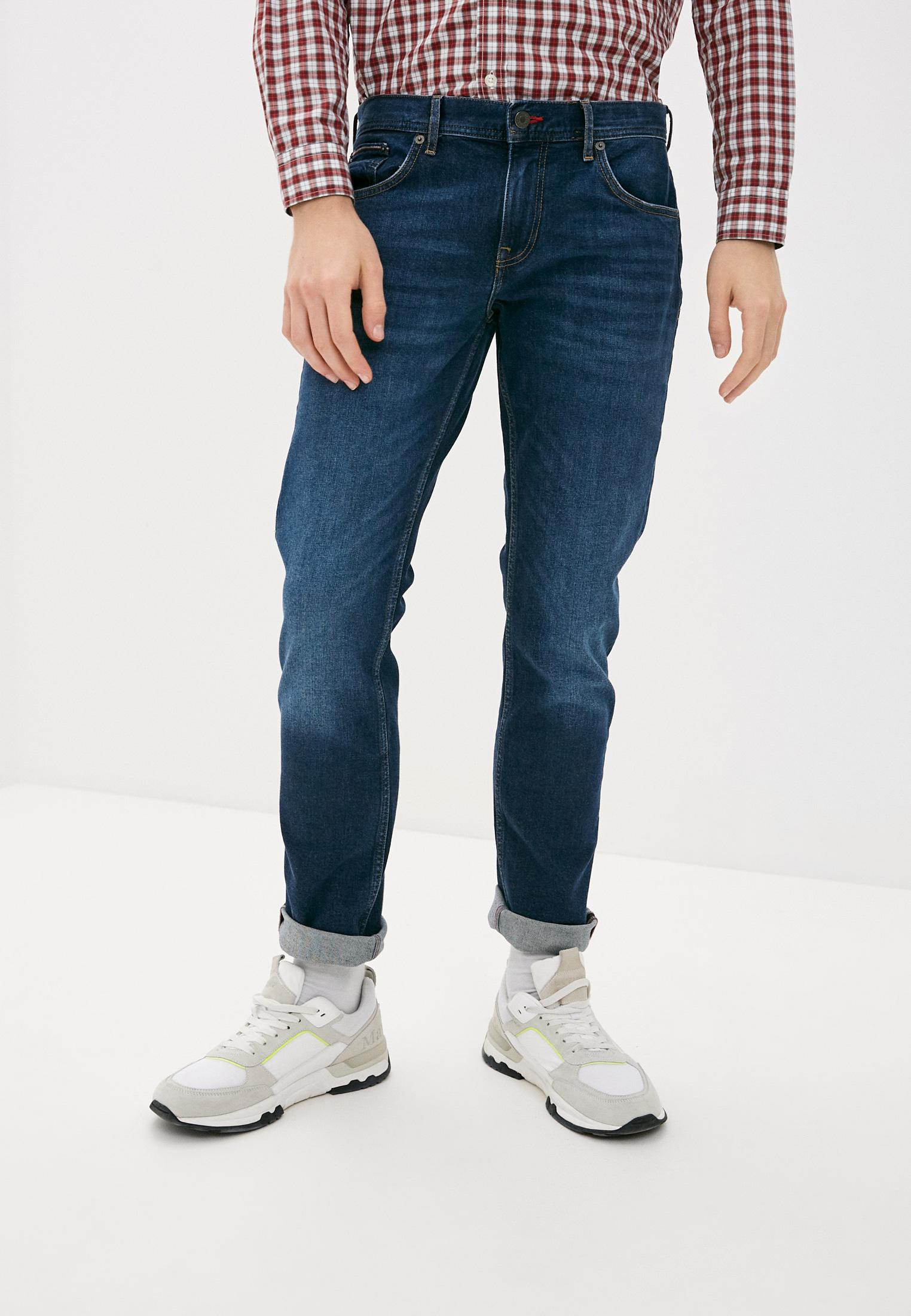 Мужские прямые джинсы Tommy Hilfiger (Томми Хилфигер) MW0MW18788