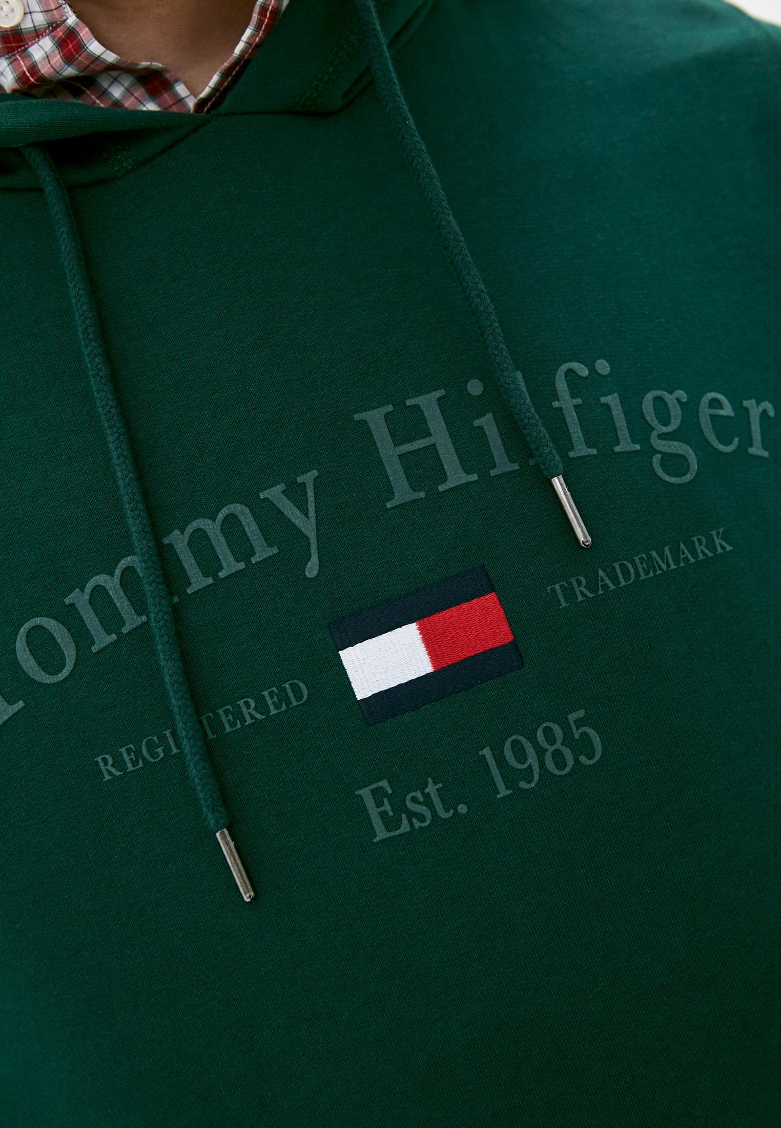 Мужские худи Tommy Hilfiger (Томми Хилфигер) MW0MW19329: изображение 4