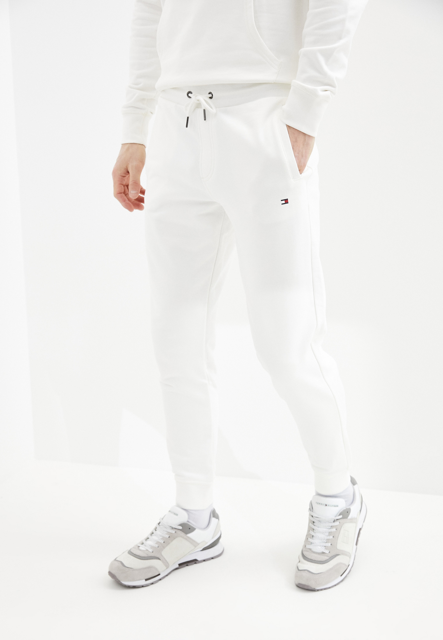 Мужские спортивные брюки Tommy Hilfiger (Томми Хилфигер) MW0MW19330: изображение 1