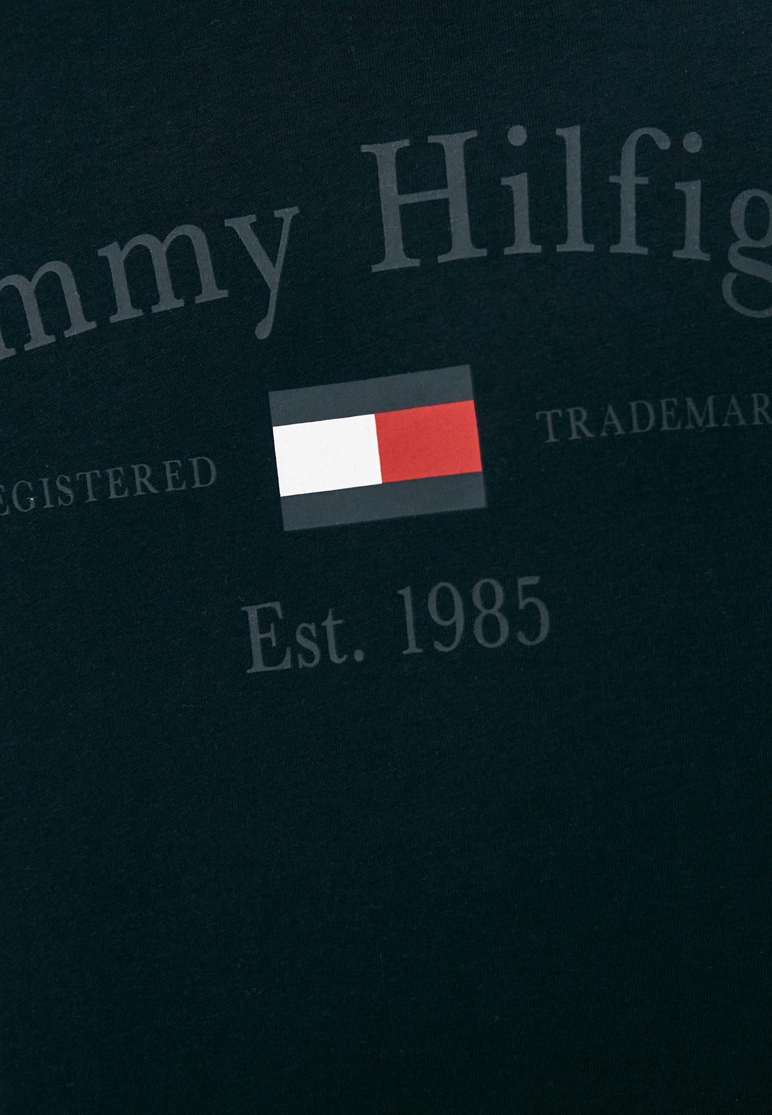 Футболка с коротким рукавом Tommy Hilfiger (Томми Хилфигер) MW0MW19332: изображение 3