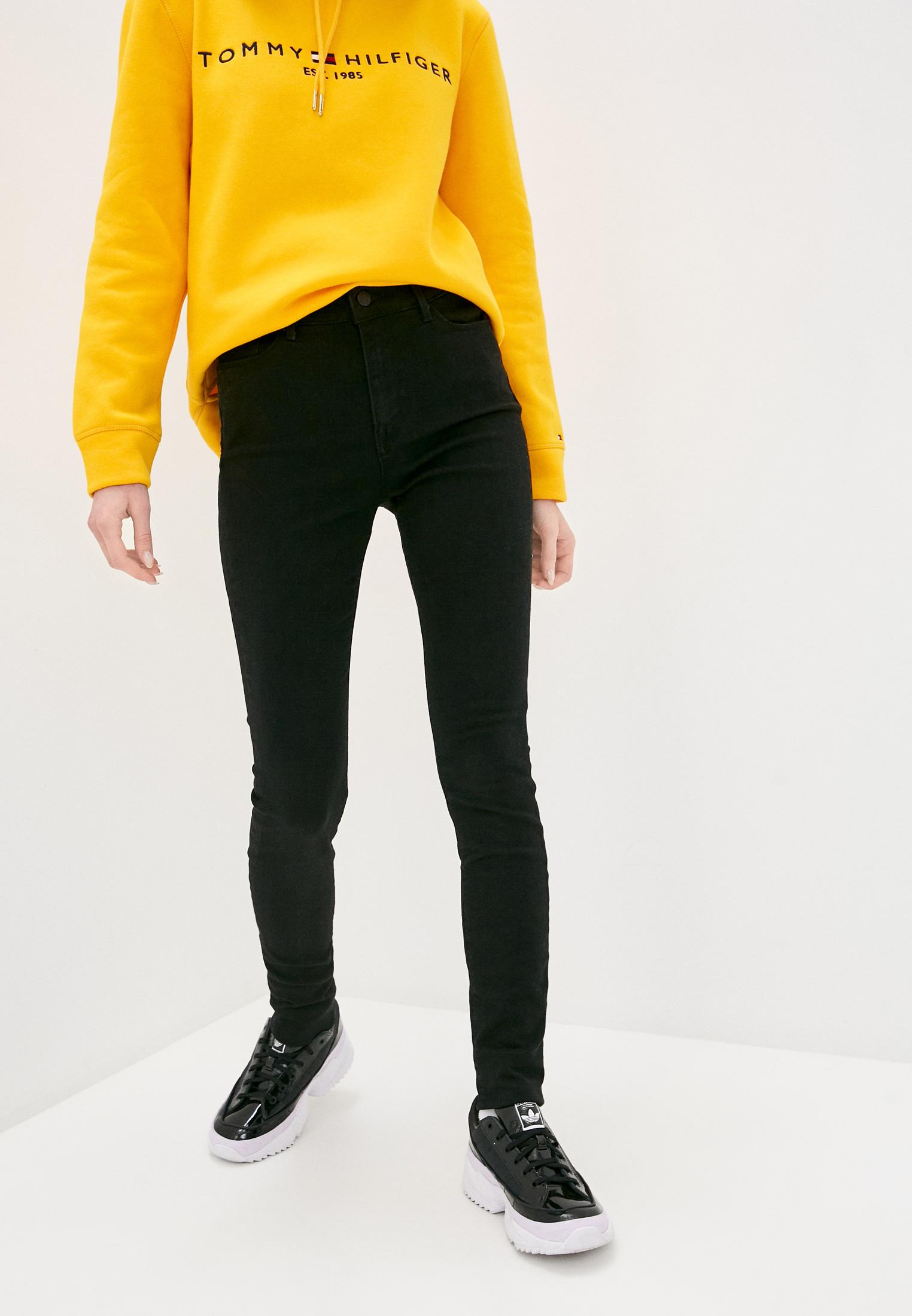 Зауженные джинсы Tommy Hilfiger (Томми Хилфигер) WW0WW26465: изображение 1