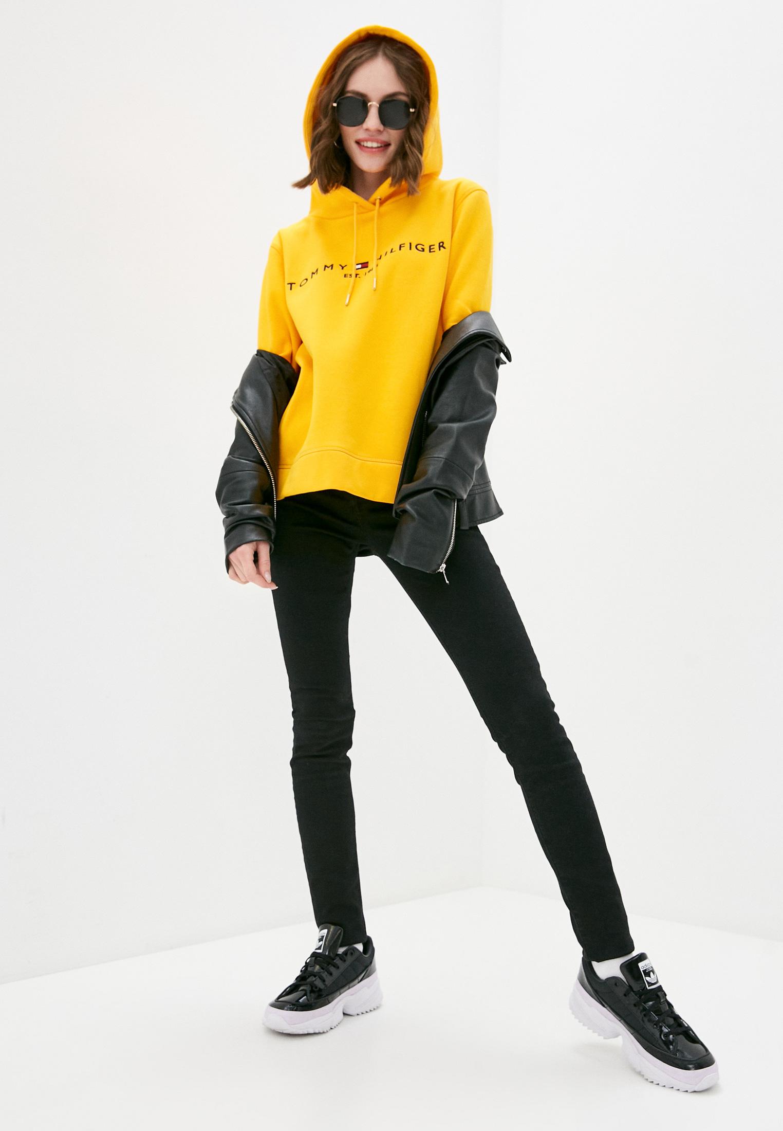 Зауженные джинсы Tommy Hilfiger (Томми Хилфигер) WW0WW26465: изображение 2