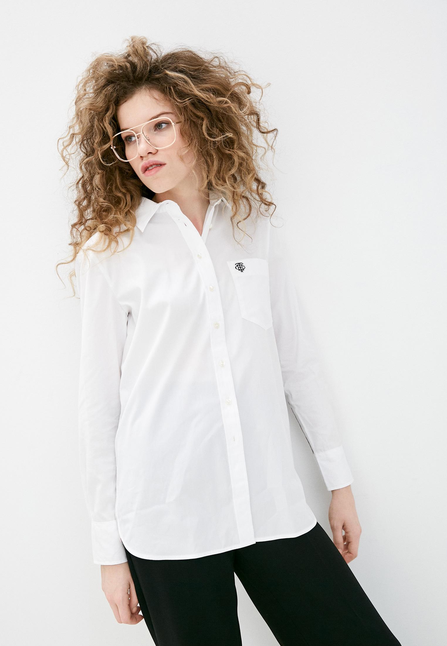 Женские рубашки с длинным рукавом Tommy Hilfiger (Томми Хилфигер) WW0WW26612: изображение 1