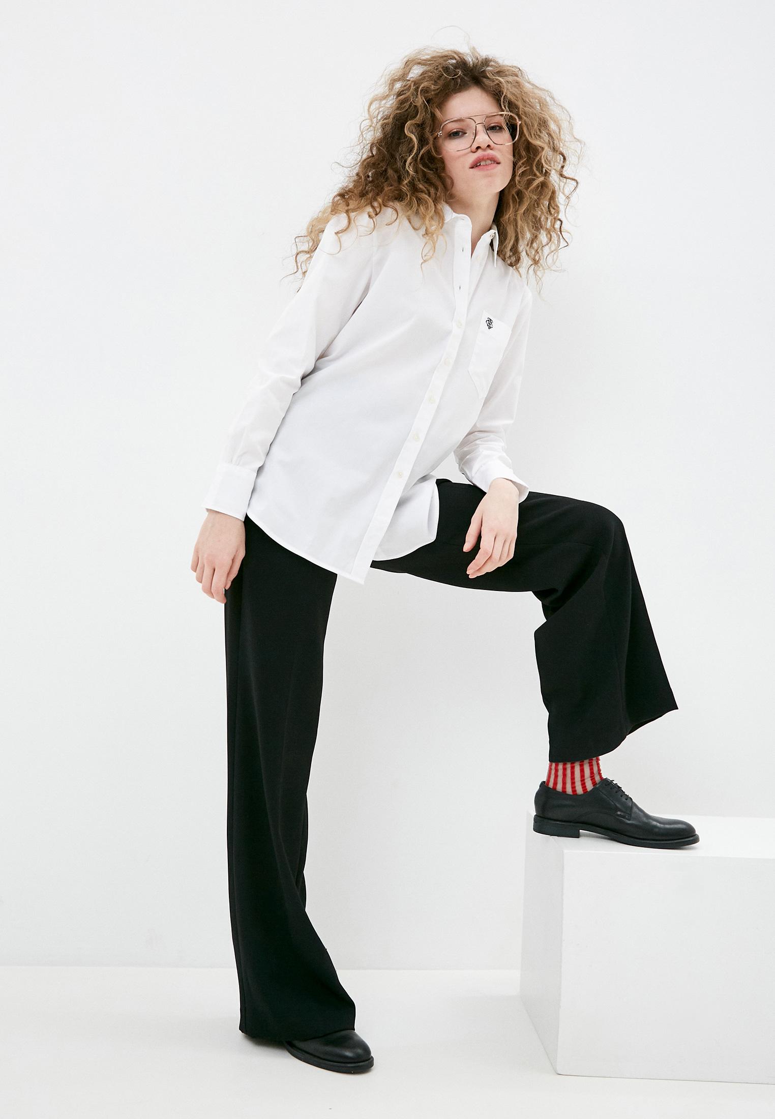 Женские рубашки с длинным рукавом Tommy Hilfiger (Томми Хилфигер) WW0WW26612: изображение 2
