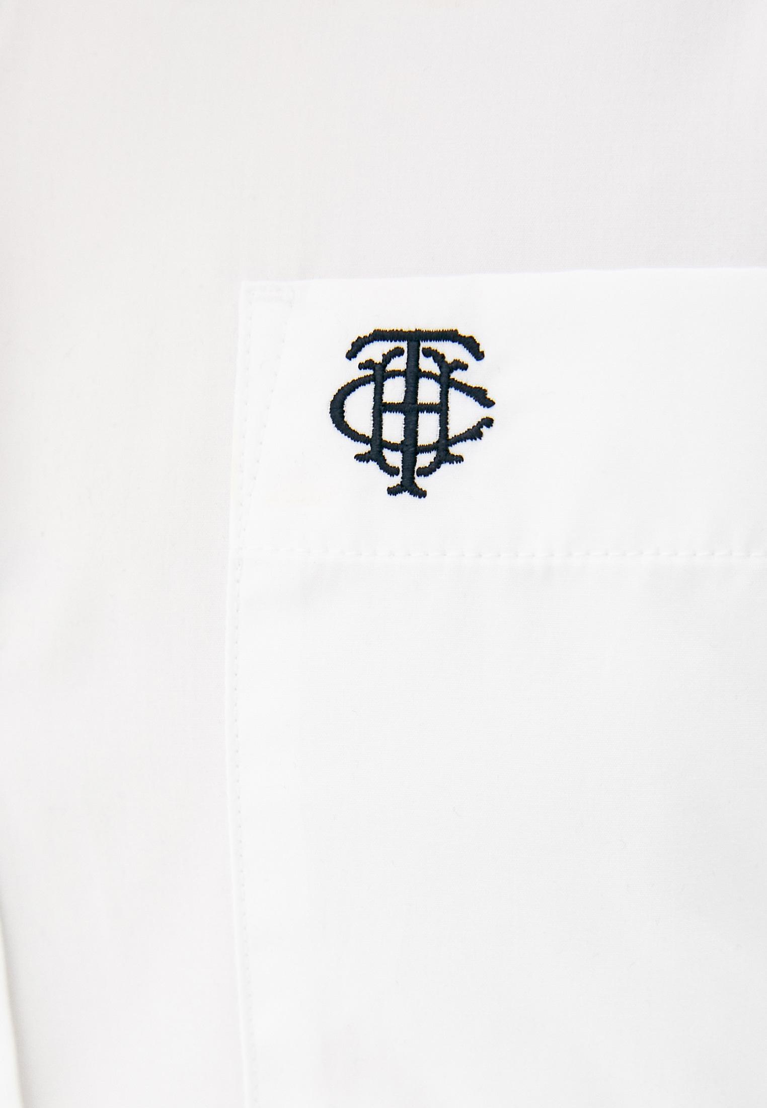 Женские рубашки с длинным рукавом Tommy Hilfiger (Томми Хилфигер) WW0WW26612: изображение 4