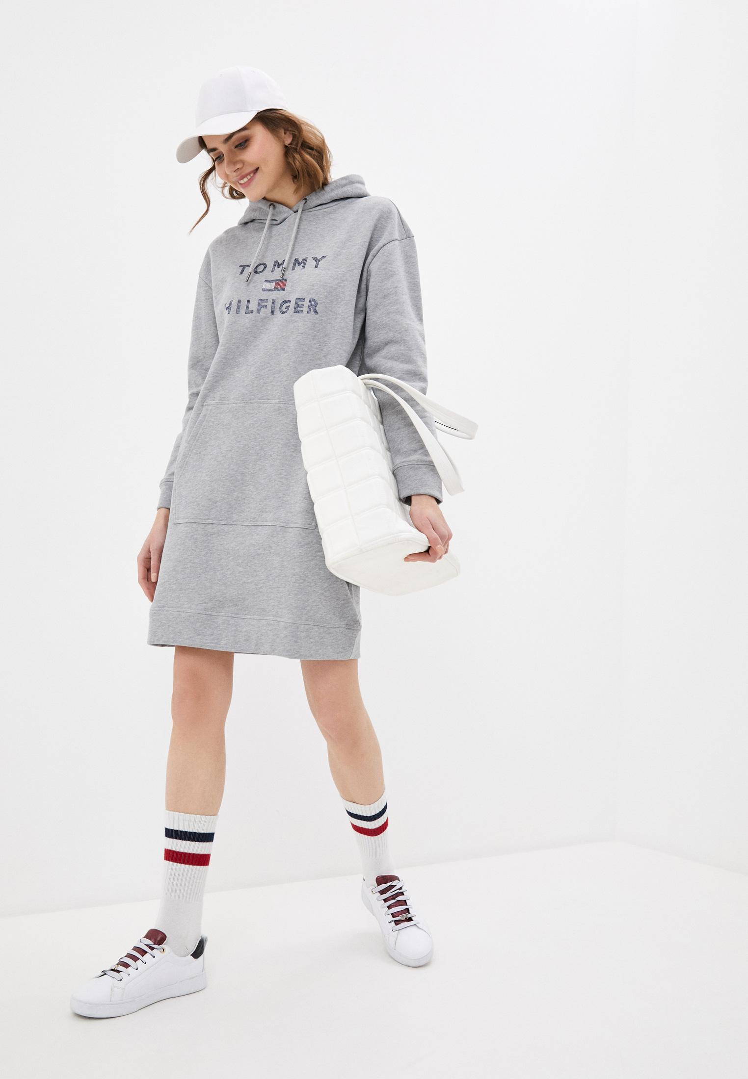 Платье Tommy Hilfiger (Томми Хилфигер) WW0WW31086: изображение 2