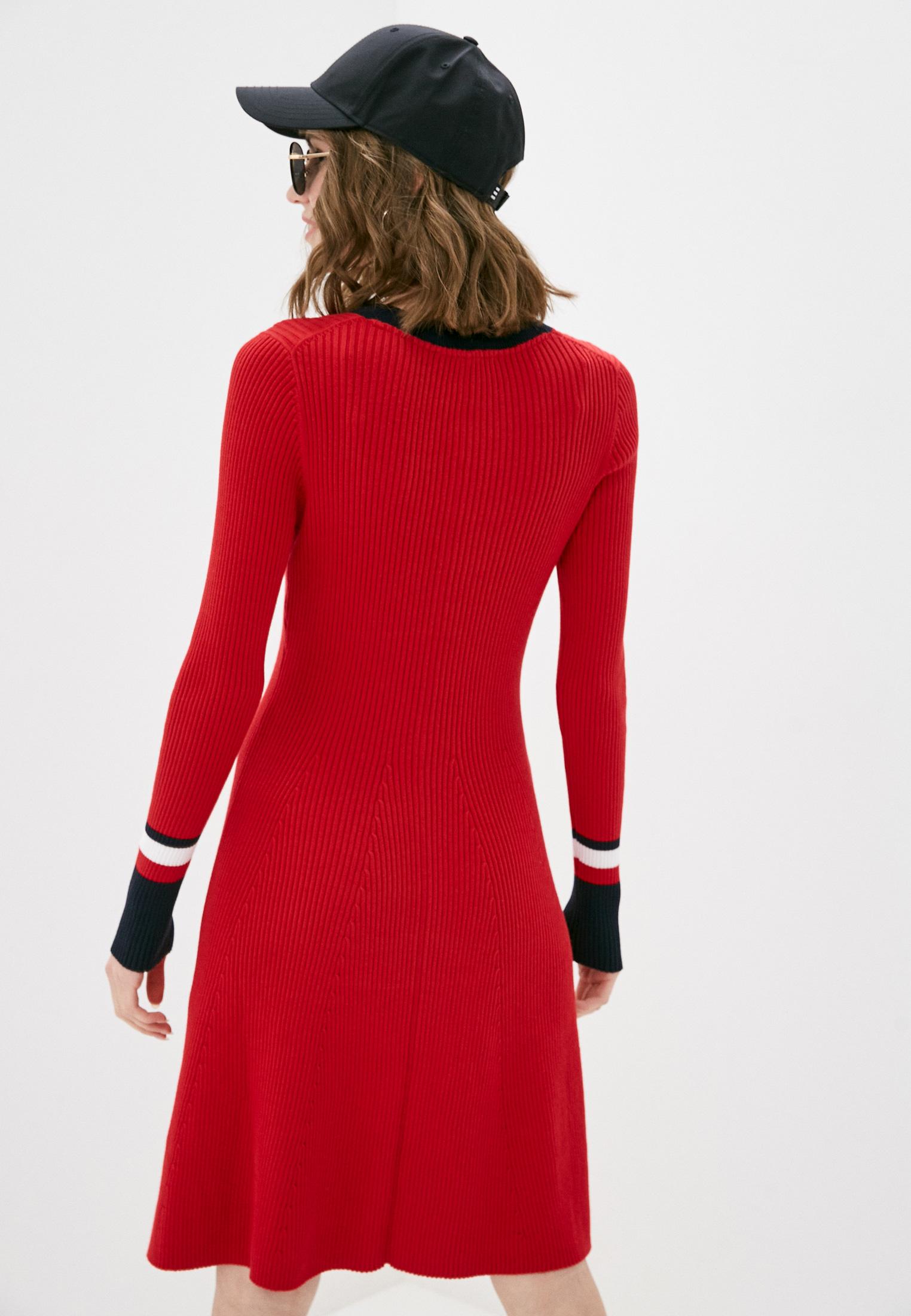 Вязаное платье Tommy Hilfiger (Томми Хилфигер) WW0WW31092: изображение 3
