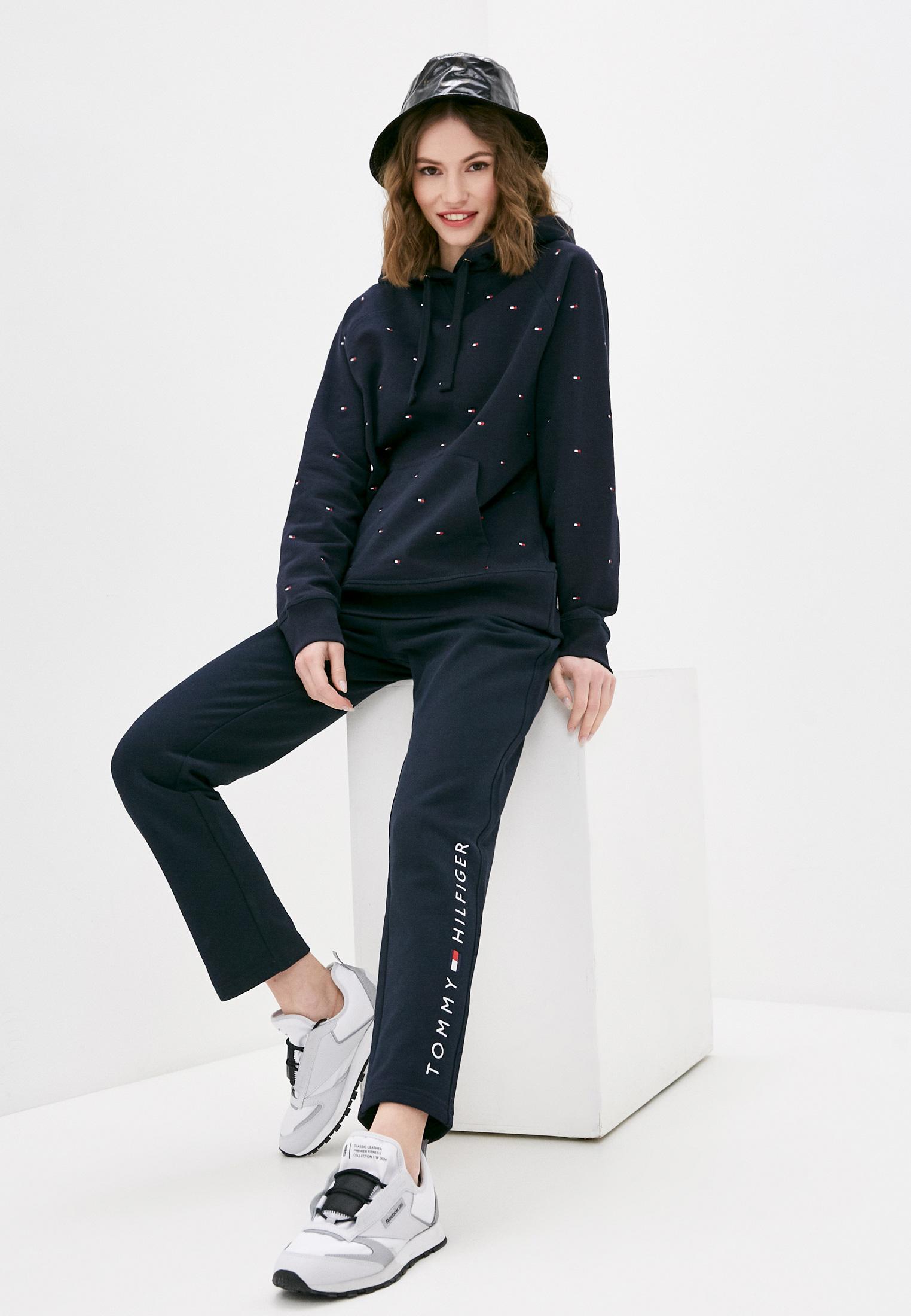 Женские спортивные брюки Tommy Hilfiger (Томми Хилфигер) WW0WW31276: изображение 2