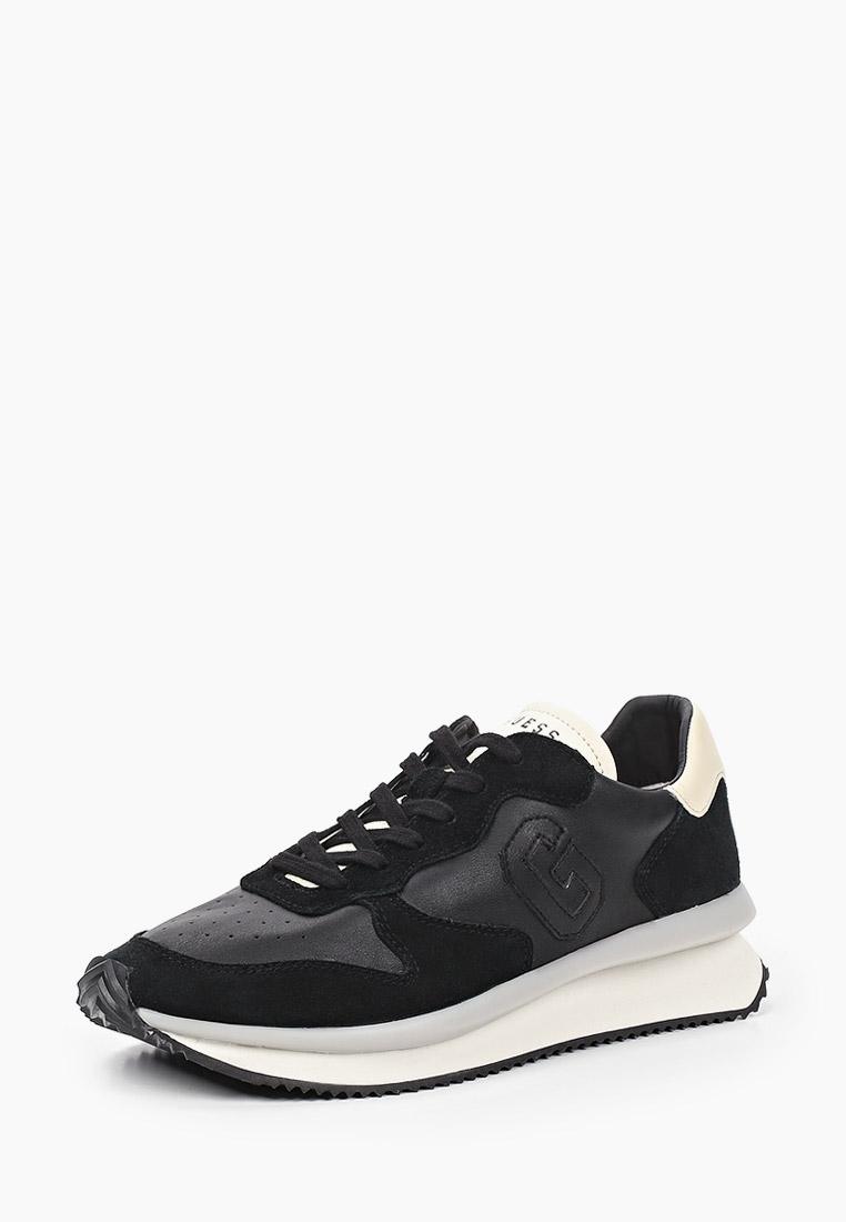 Мужские кроссовки Guess (Гесс) FM5RUN LEA12: изображение 2