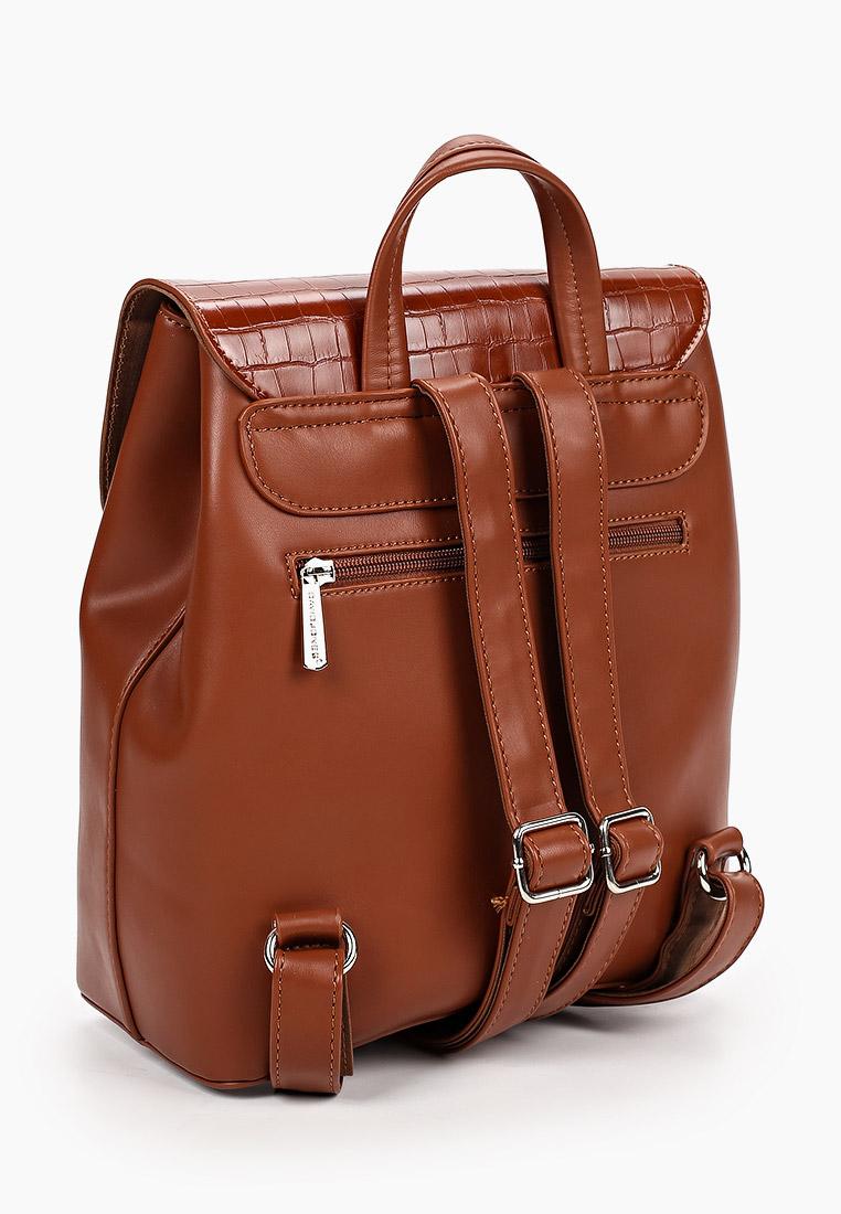Городской рюкзак David Jones (Дэвид Джонс) 6505-2_коричневый: изображение 2
