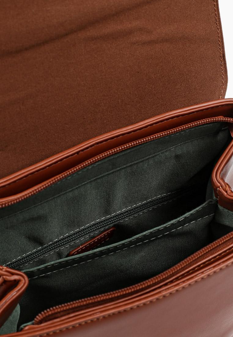 Городской рюкзак David Jones (Дэвид Джонс) 6505-2_коричневый: изображение 3