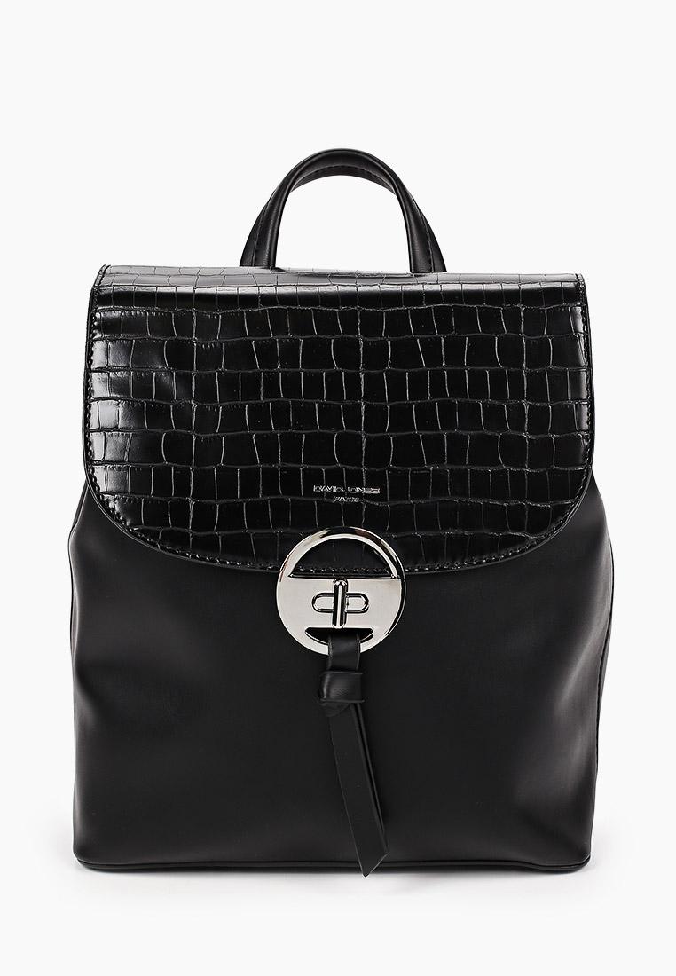 Городской рюкзак David Jones (Дэвид Джонс) 6505-2_черный