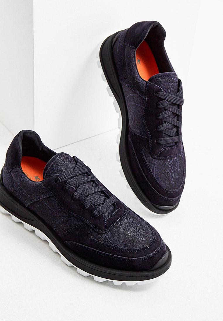 Мужские кроссовки Etro (Этро) 12131 3483: изображение 10