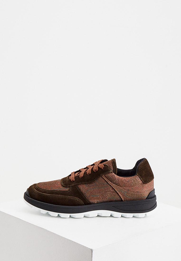 Мужские кроссовки Etro (Этро) 12131 3483