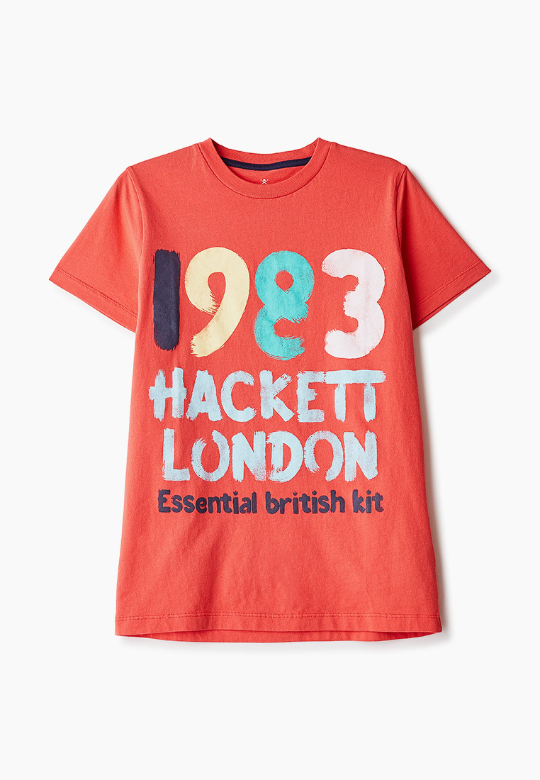 Футболка с коротким рукавом Hackett London HK500749