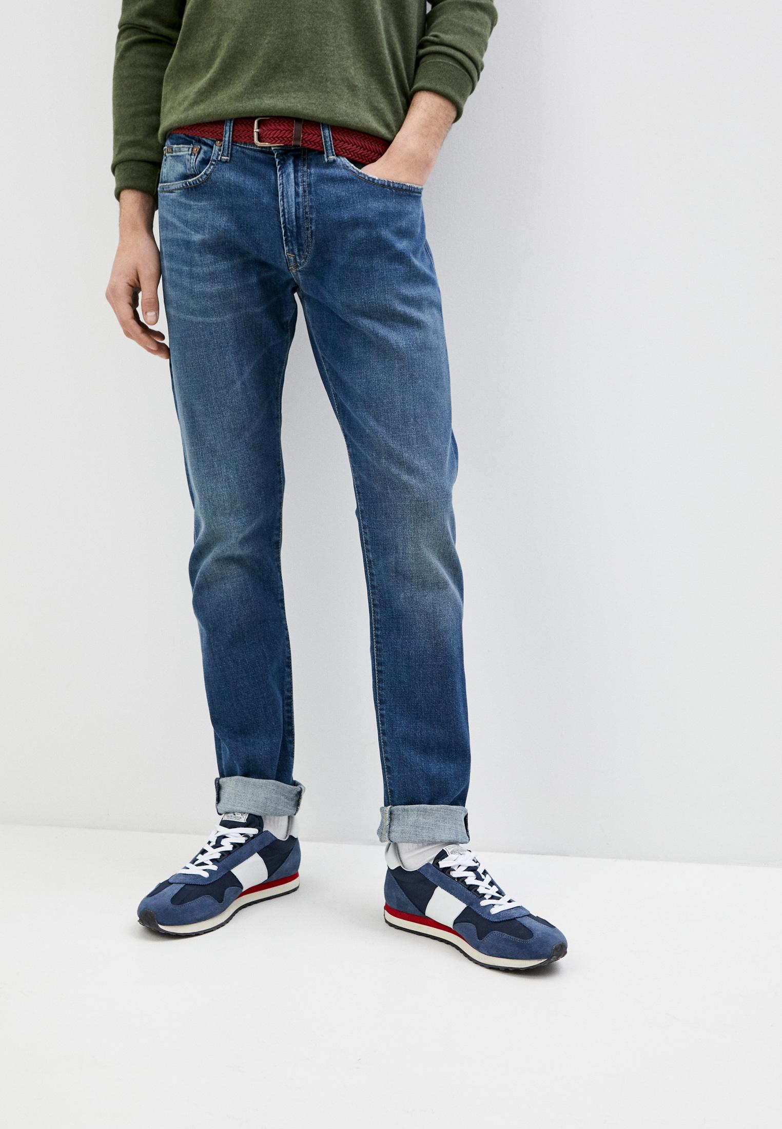 Мужские прямые джинсы Polo Ralph Lauren (Поло Ральф Лорен) Джинсы Polo Ralph Lauren