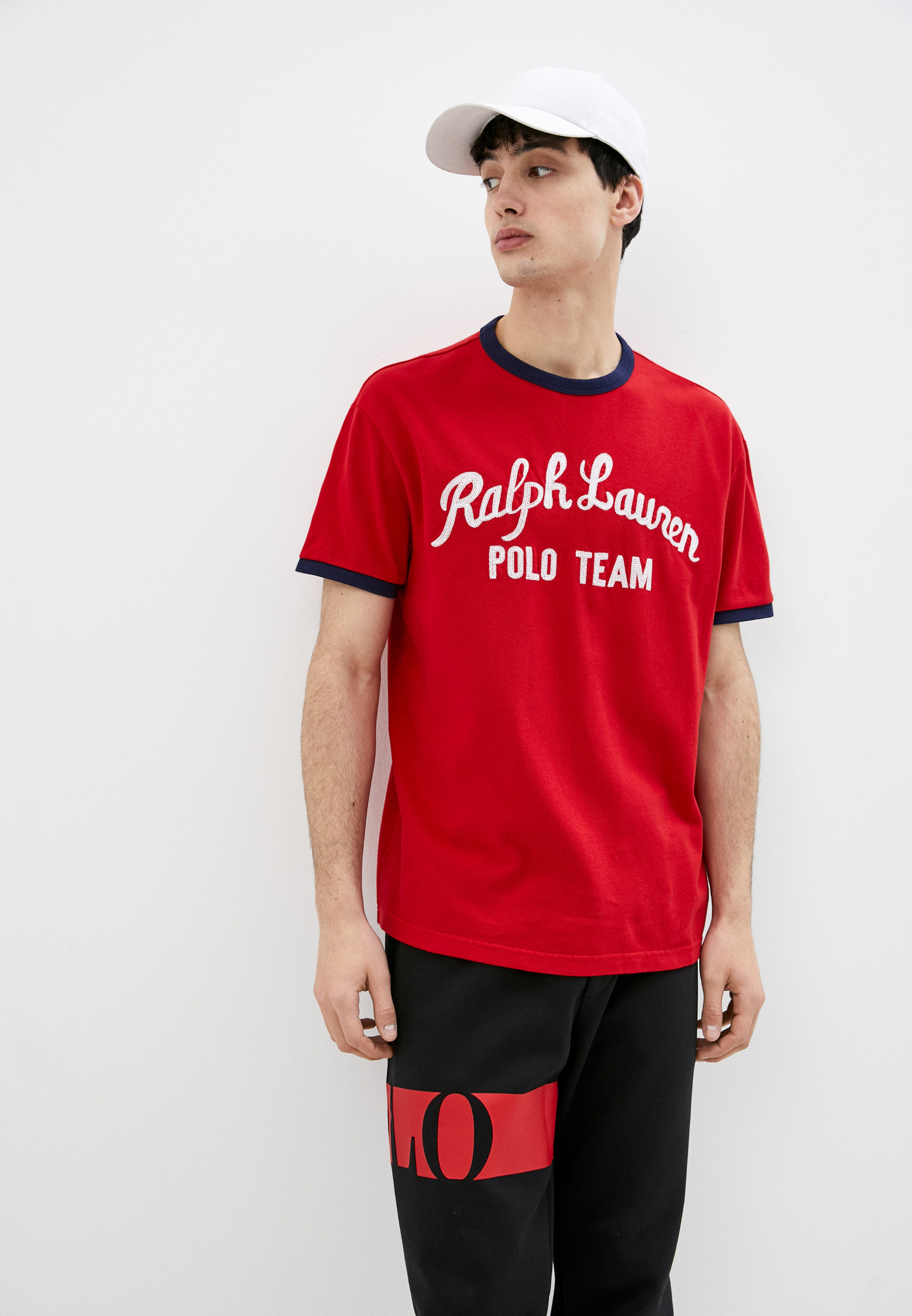 Футболка Polo Ralph Lauren (Поло Ральф Лорен) 710836749001