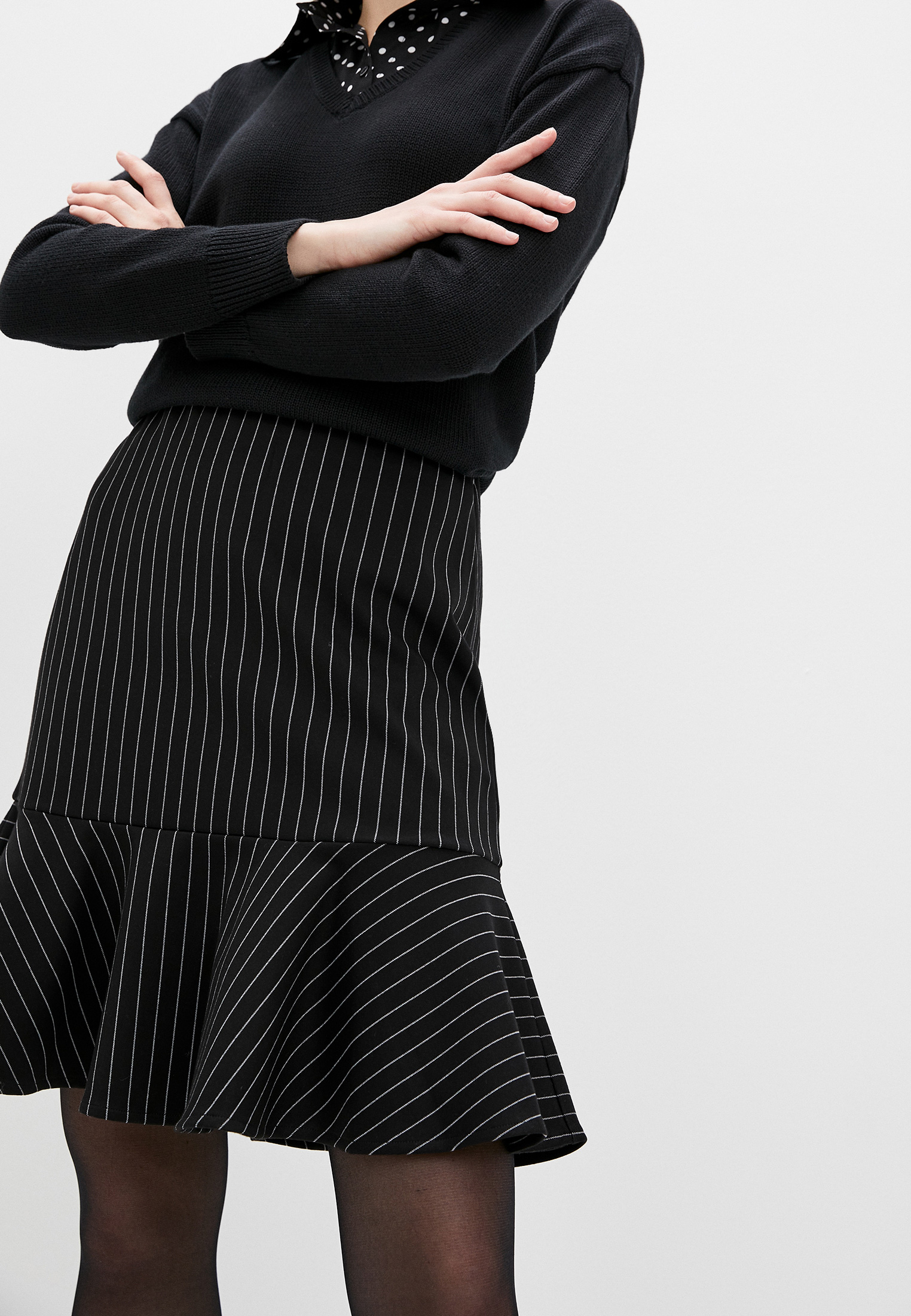Широкая юбка Lauren Ralph Lauren 200825985001