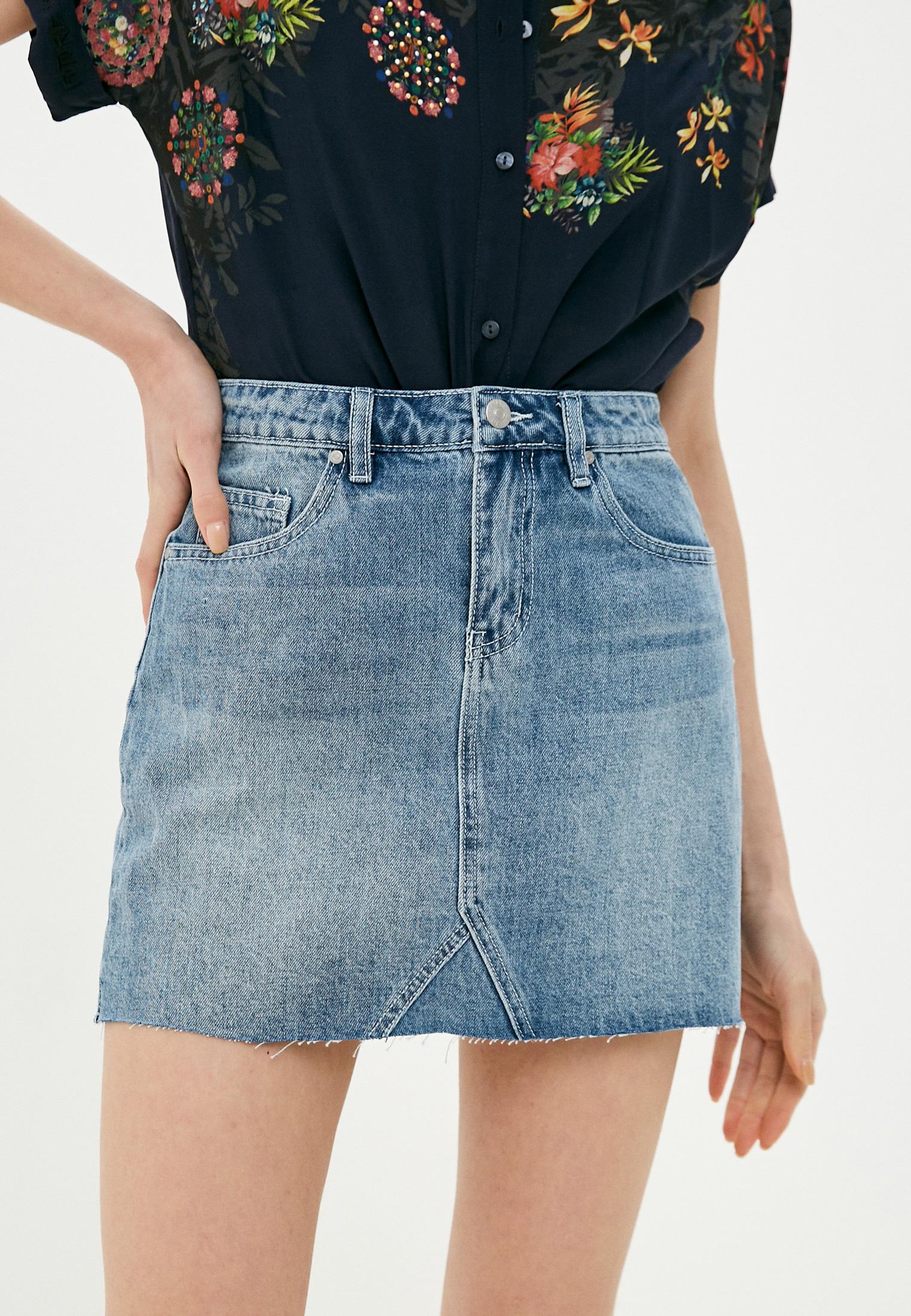 Джинсовая юбка Haily's QI-1908061