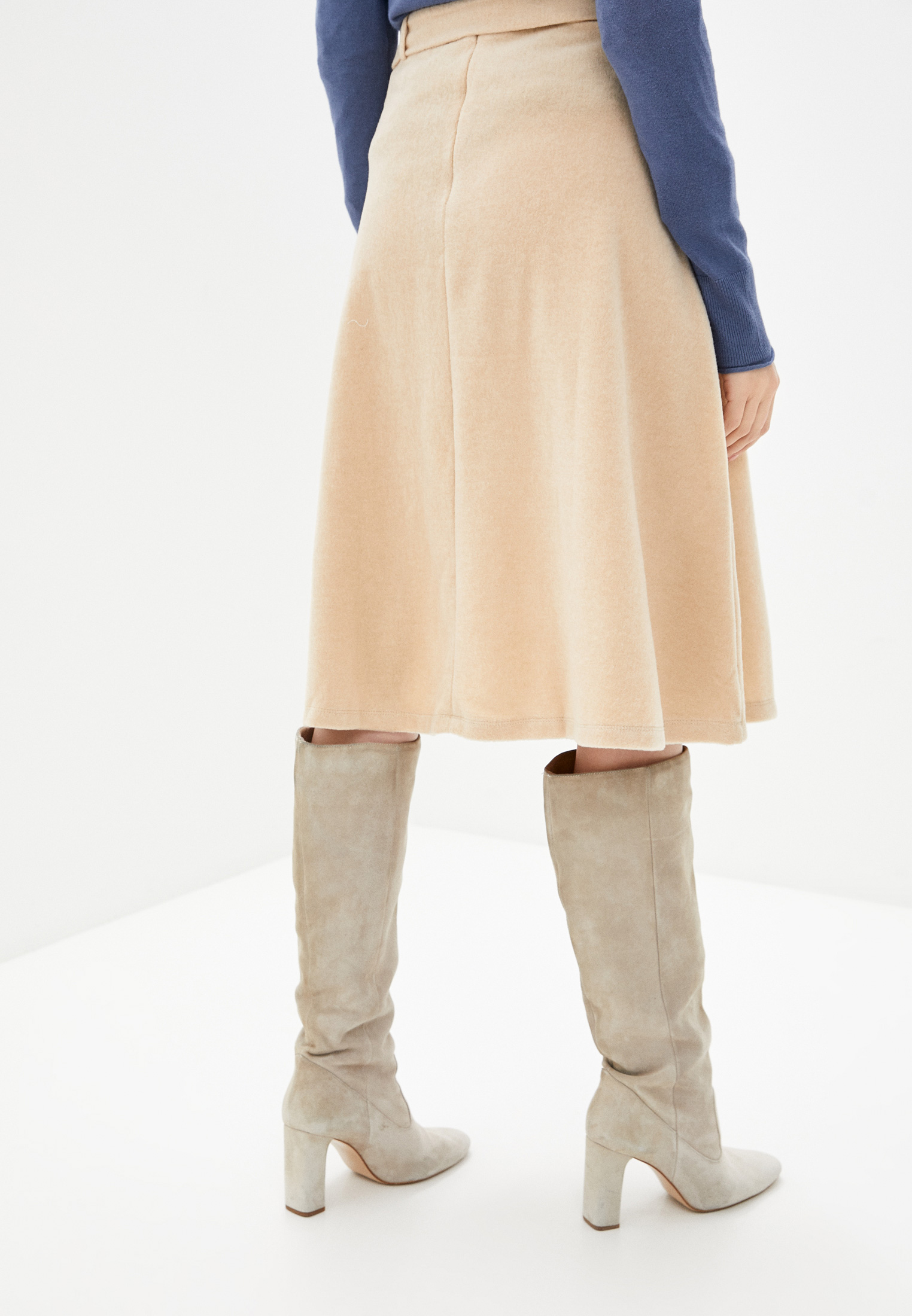 Широкая юбка Zabaione YU-751-0018: изображение 3