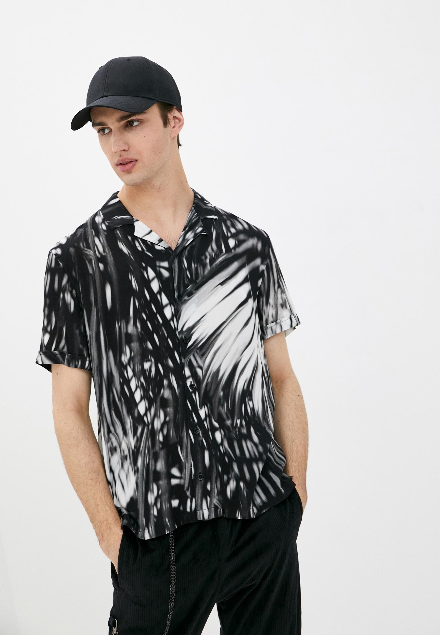 Рубашка с длинным рукавом Desigual (Дезигуаль) Рубашка Desigual