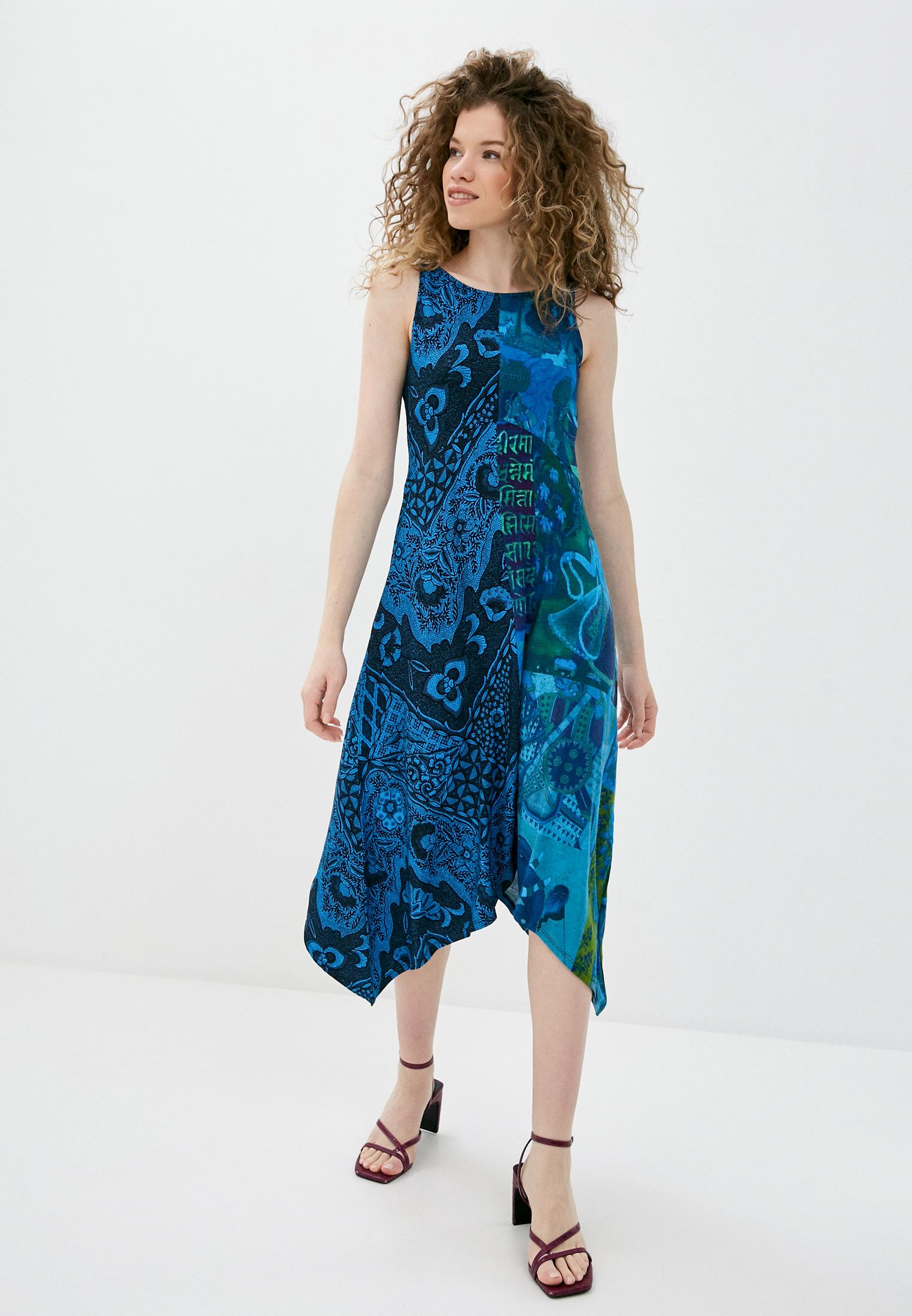 Платье Desigual (Дезигуаль) 21SWVKAX