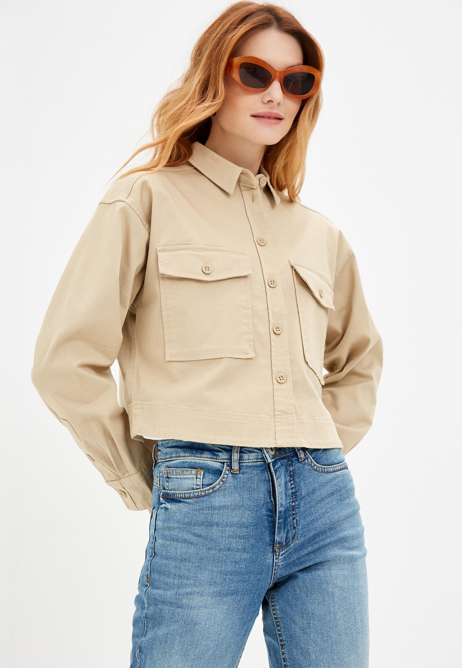 Женские рубашки с длинным рукавом Q/S designed by 510.10.102.10.100.2058805
