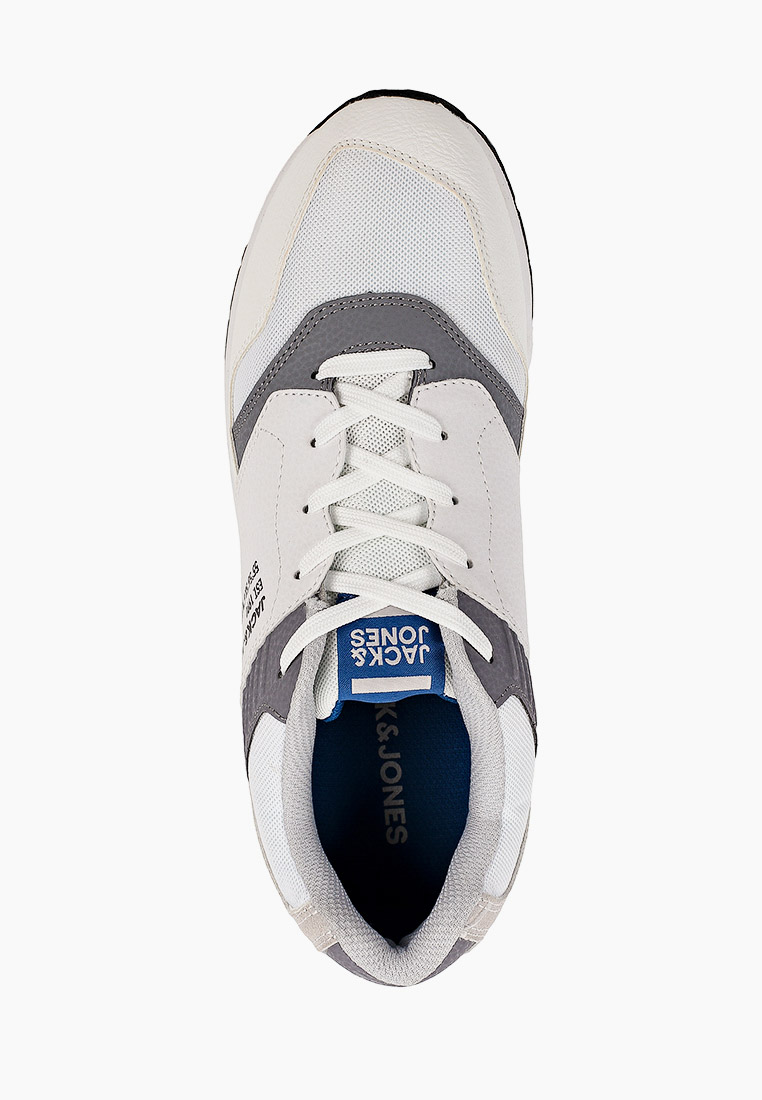 Мужские кроссовки Jack & Jones (Джек Энд Джонс) 12184217: изображение 4