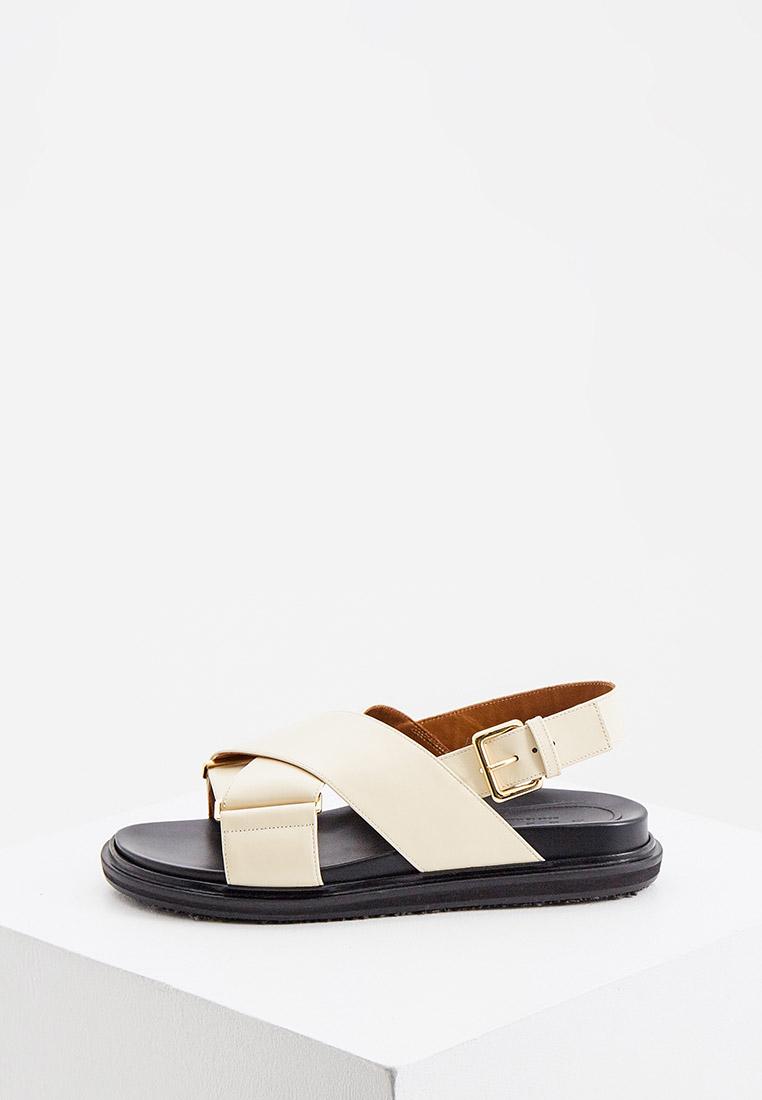 Женские сандалии MARNI FBMS005201P3614