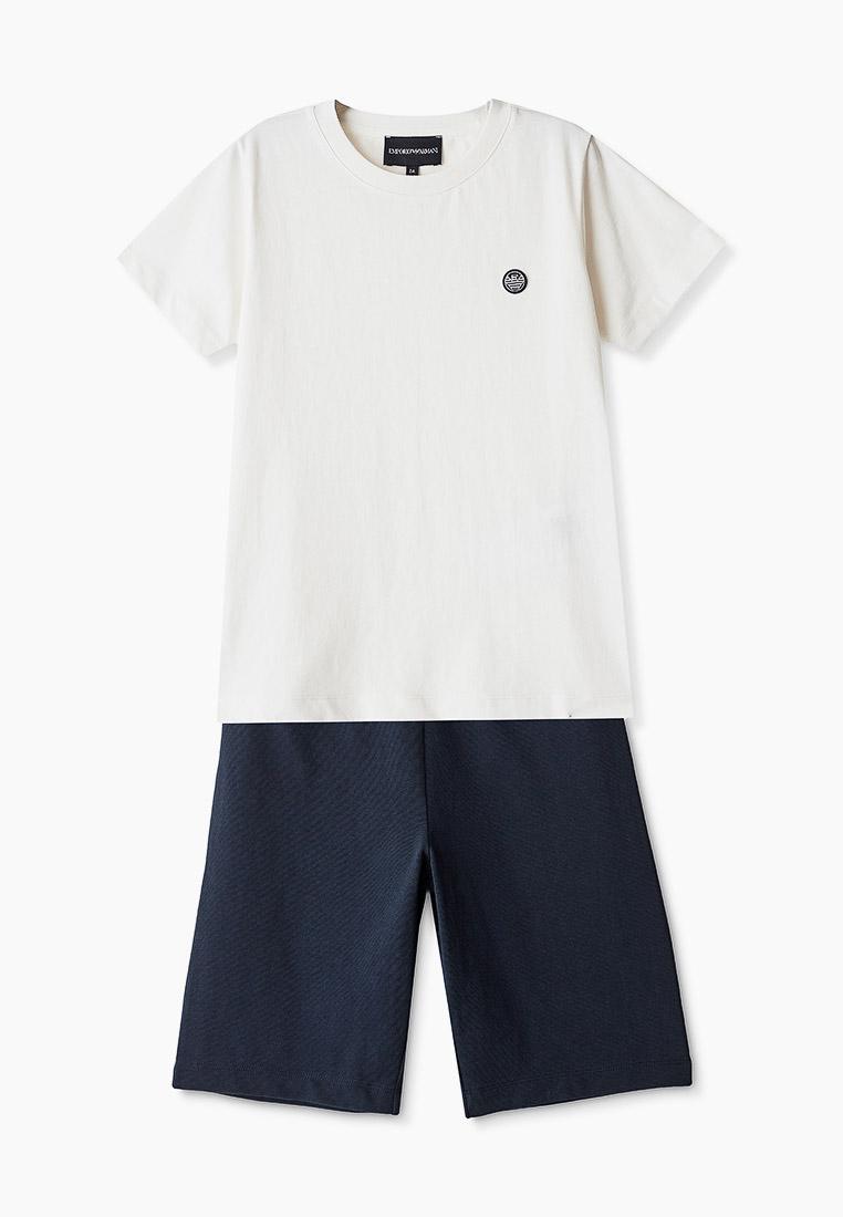 Спортивный костюм Emporio Armani (Эмпорио Армани) 3K4V06 4J4JZ