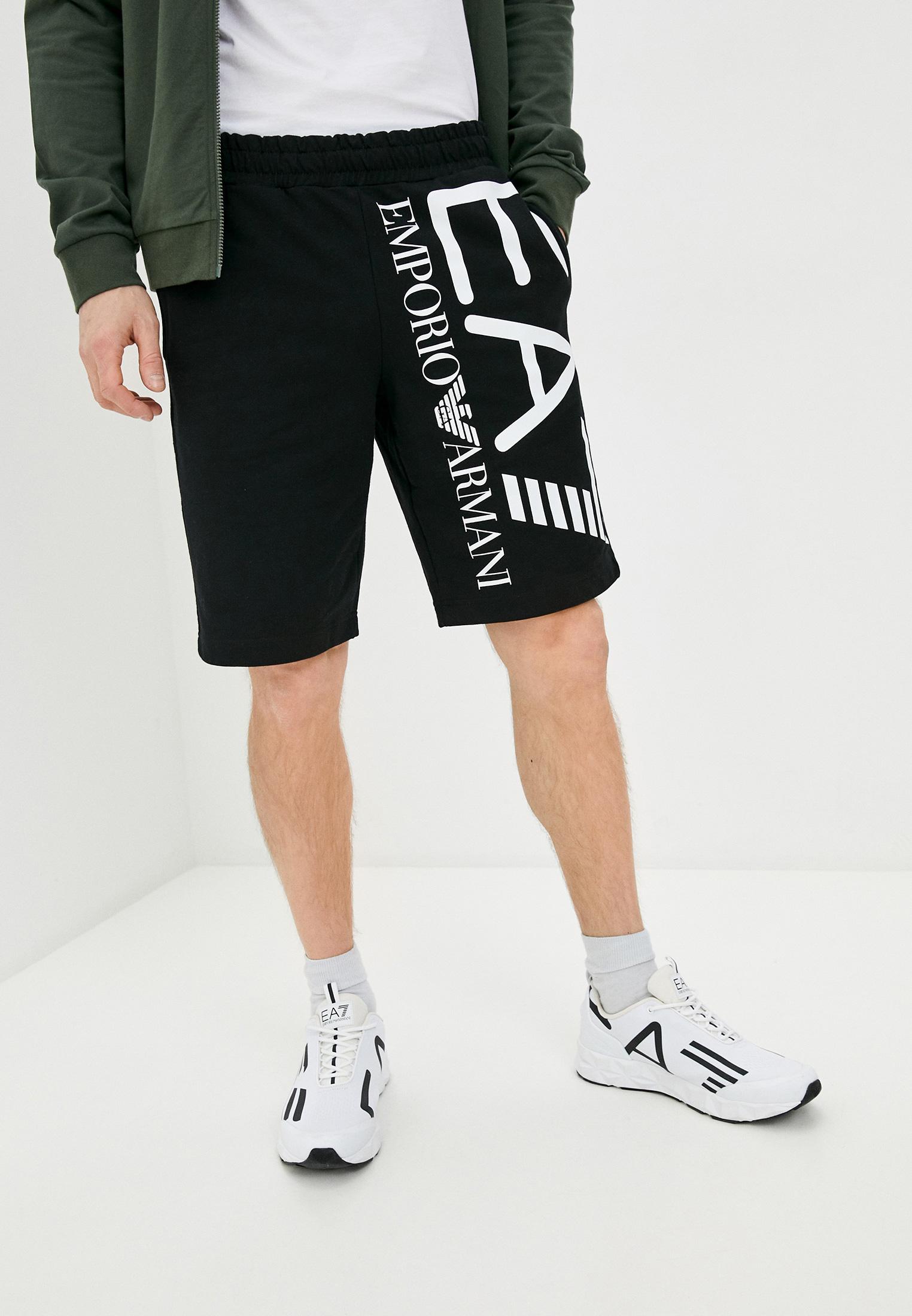 Мужские спортивные шорты EA7 3KPS62 PJ8LZ