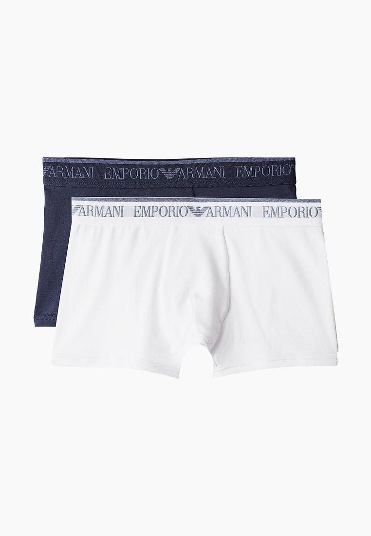 Трусы для мальчиков Emporio Armani (Эмпорио Армани) Комплект Emporio Armani
