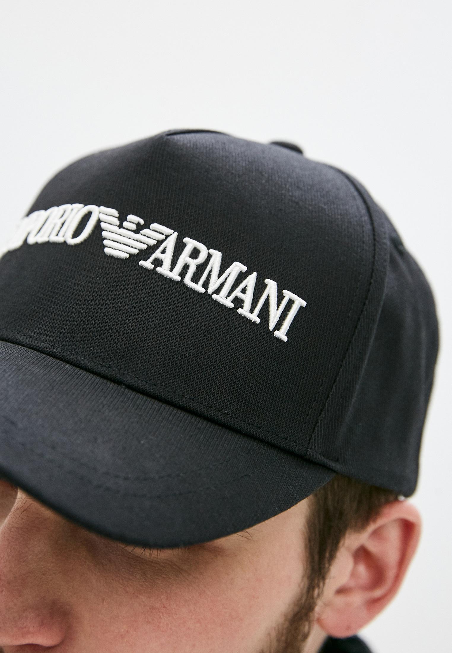 Бейсболка Emporio Armani 627563 1P553: изображение 5