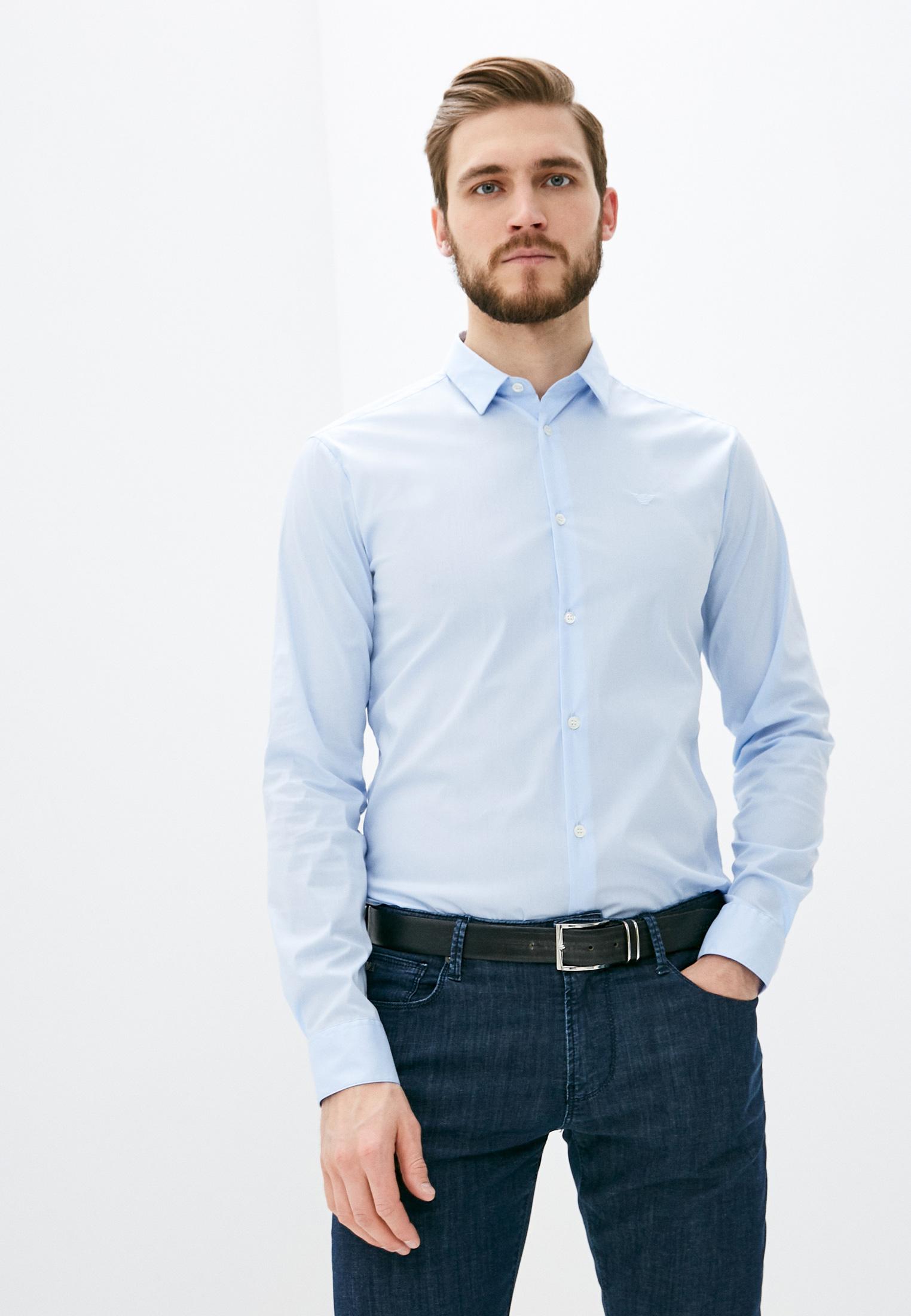 Рубашка с длинным рукавом Emporio Armani 8N1C091N06Z