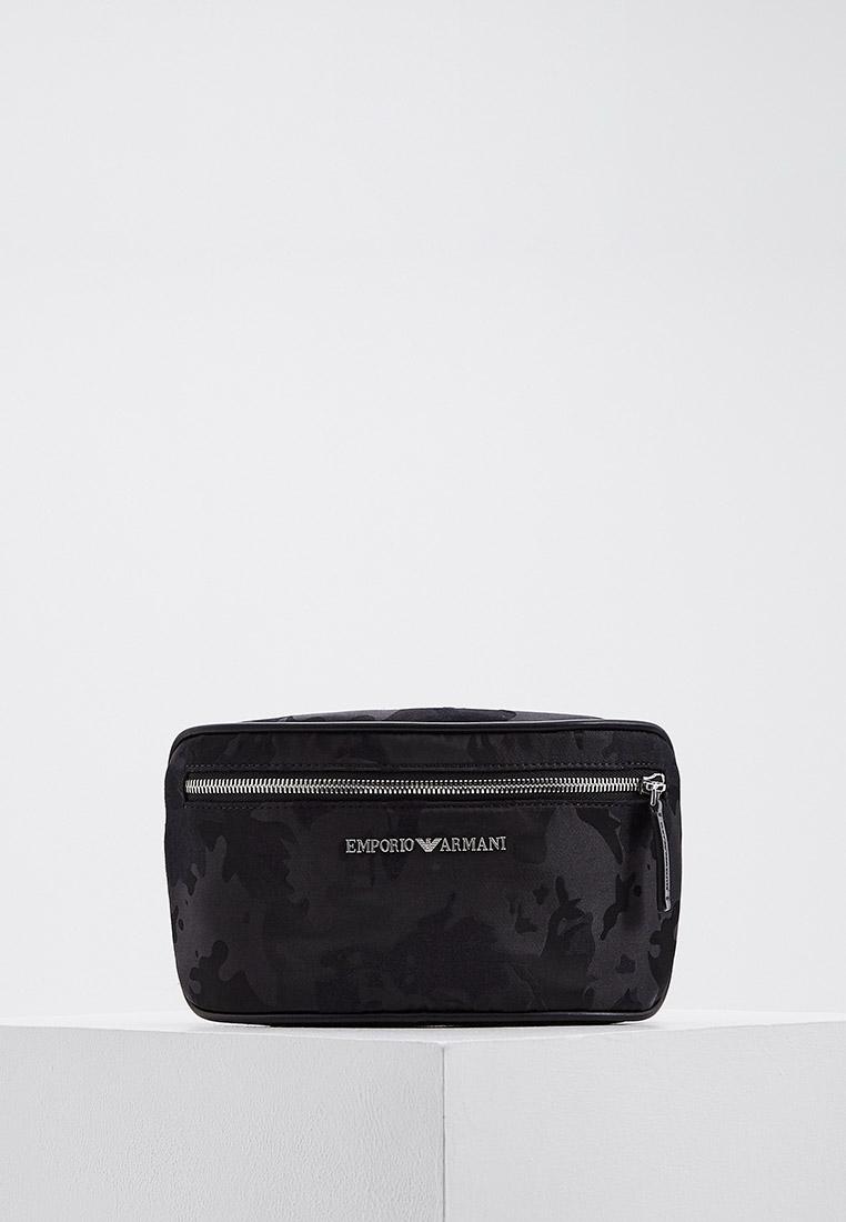 Поясная сумка Emporio Armani (Эмпорио Армани) Y4O312 Y018E