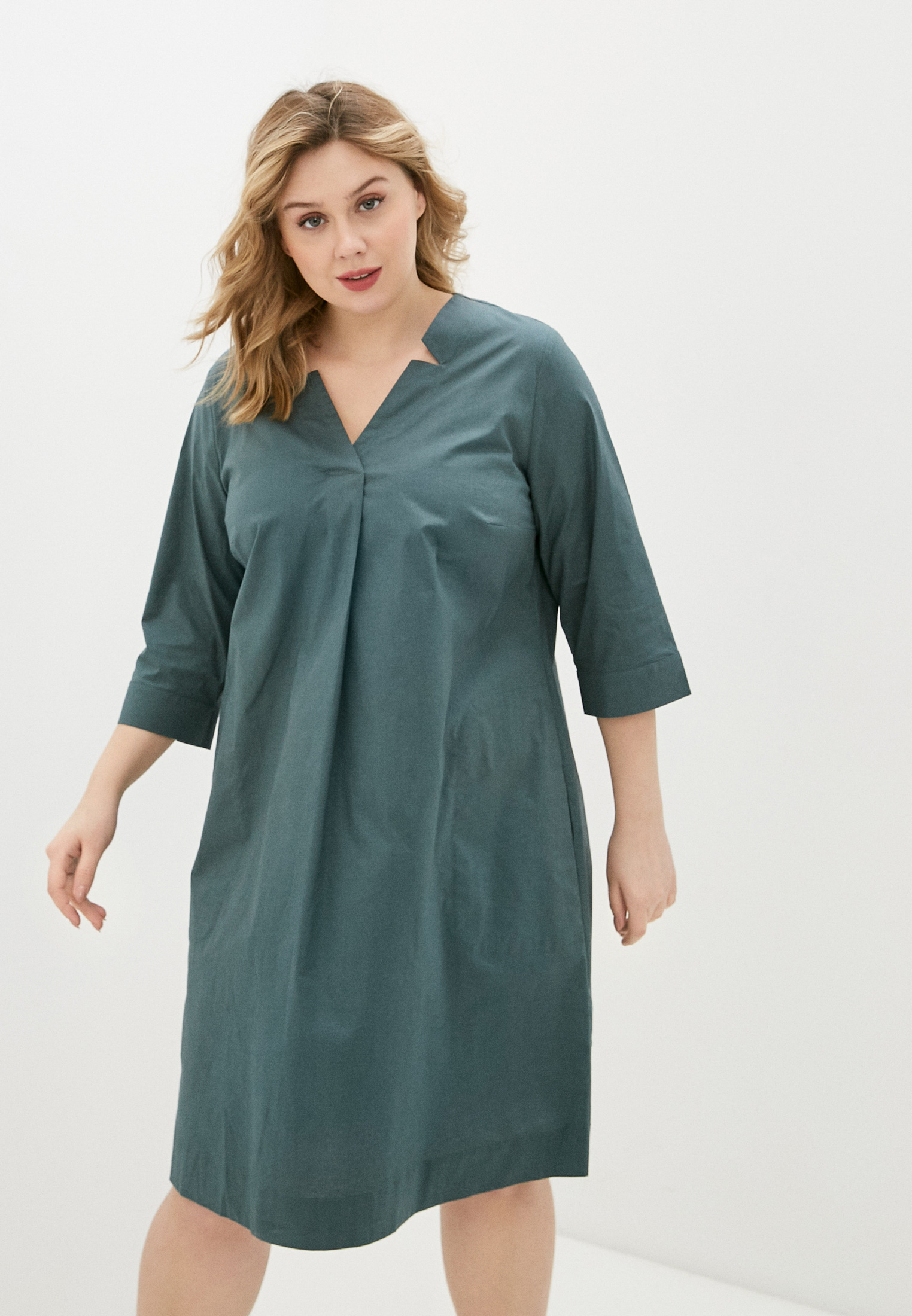 Повседневное платье Ulla Popken (Улла Пупкин) 781918440