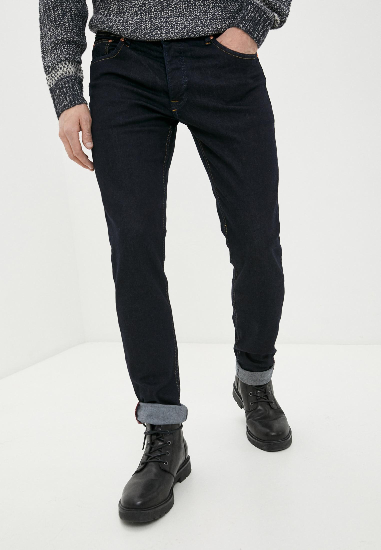 Мужские прямые джинсы RNT23 1525