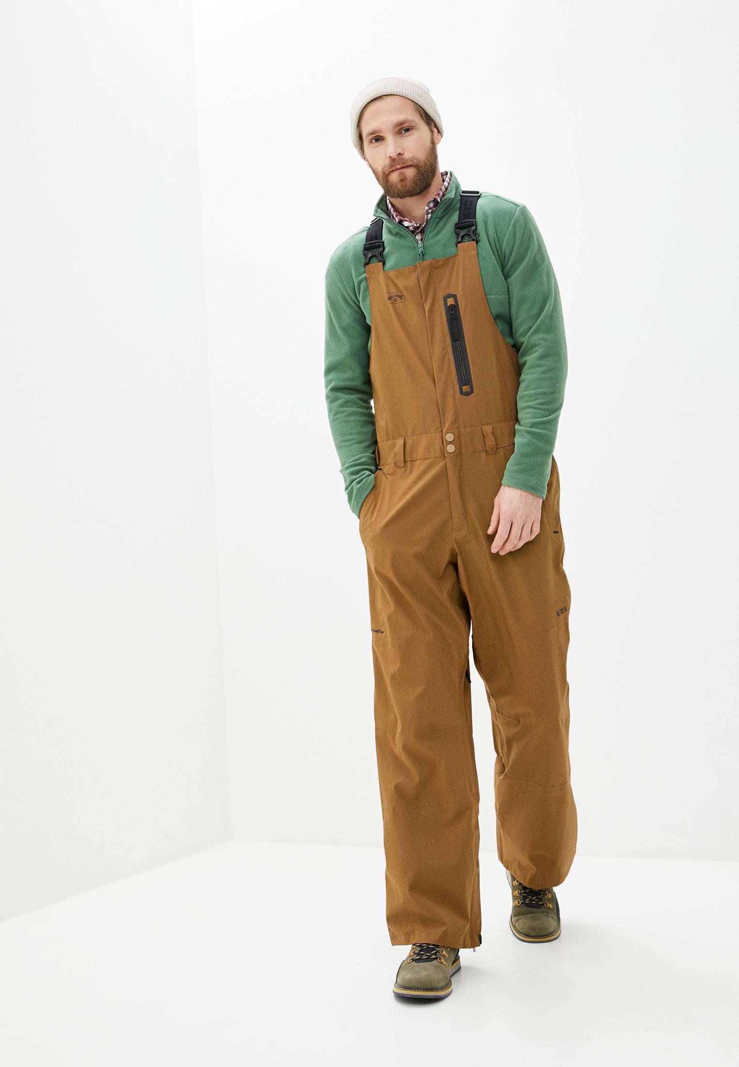 Мужские спортивные брюки Billabong (Биллабонг) Комбинезон горнолыжный Billabong