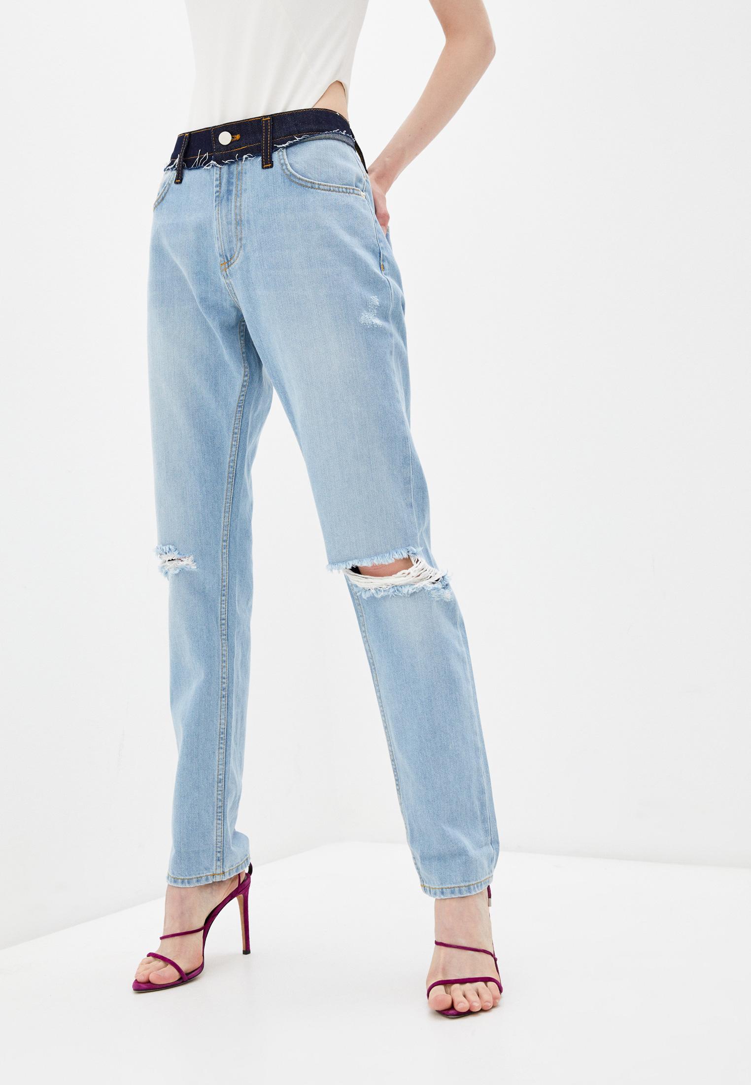 Прямые джинсы French Connection Джинсы French Connection