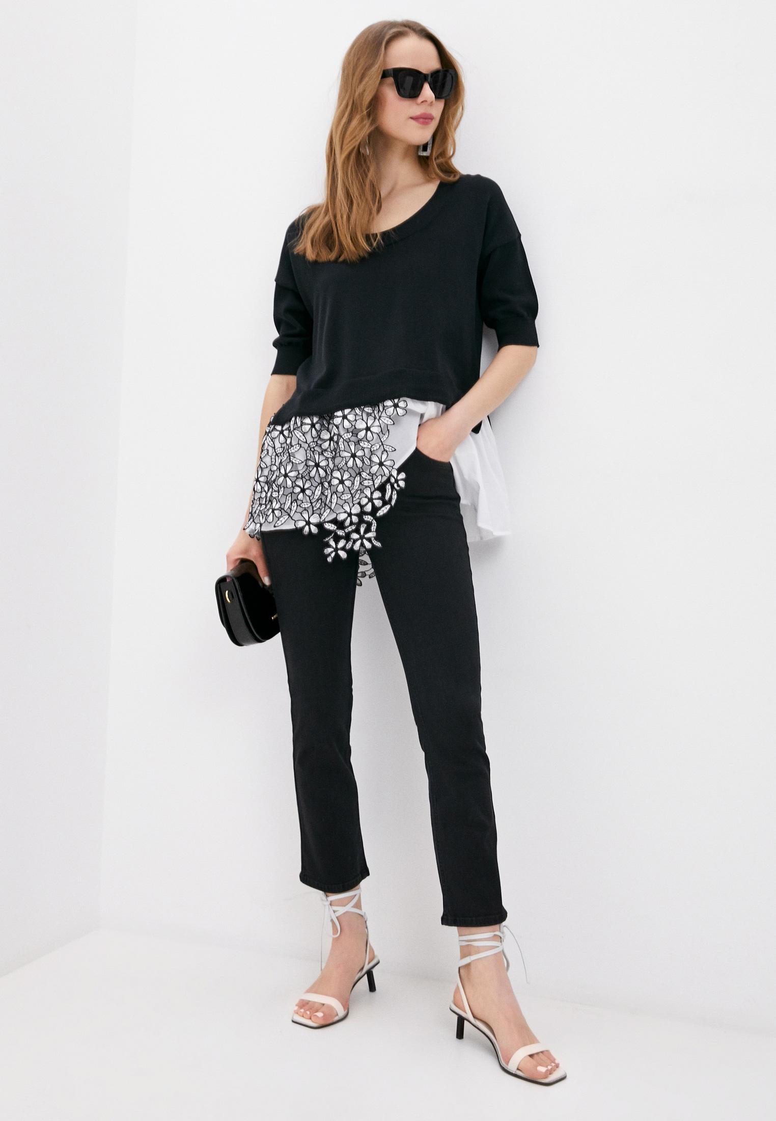 Зауженные джинсы French Connection 74HNV: изображение 3