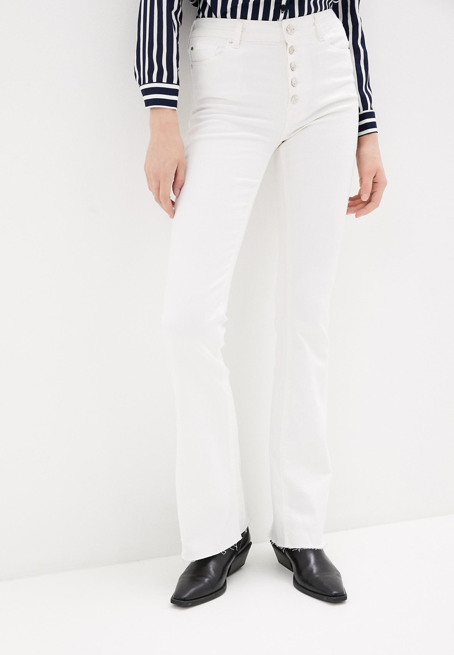 Широкие и расклешенные джинсы Silvian Heach CVP18566JE