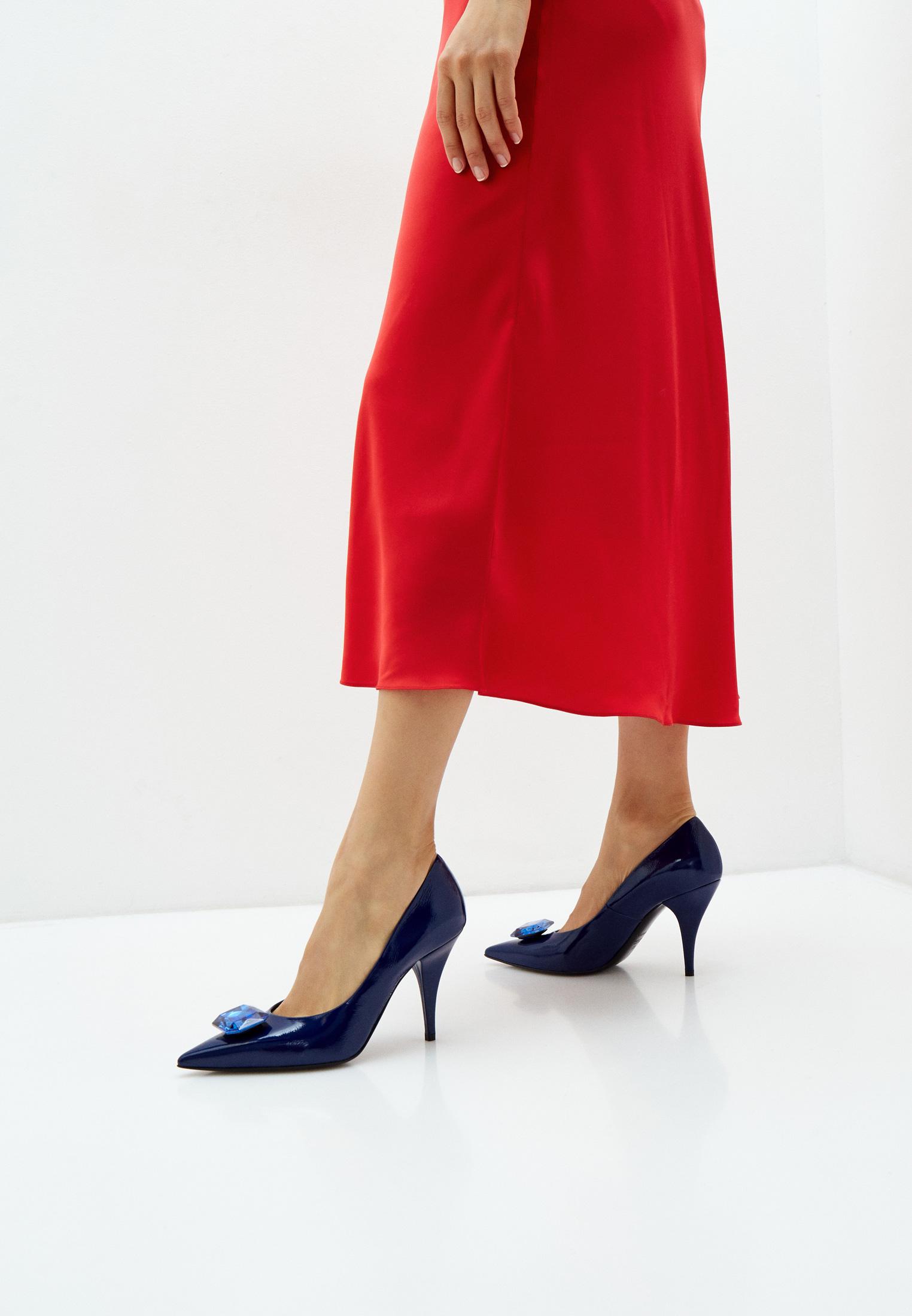 Женские туфли Casadei 1F601N0901C00695607: изображение 6
