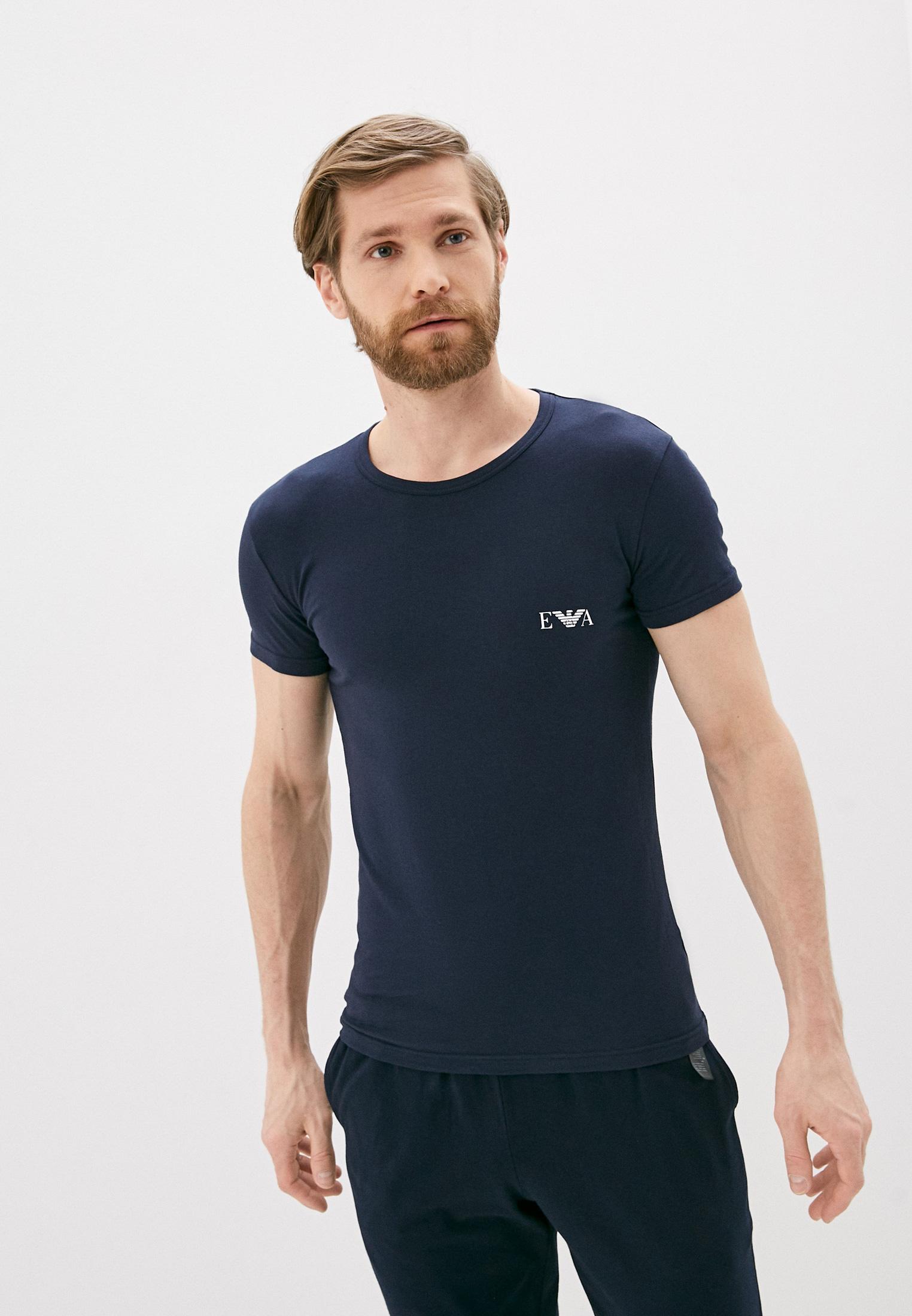 Домашняя футболка Emporio Armani 1116701p715