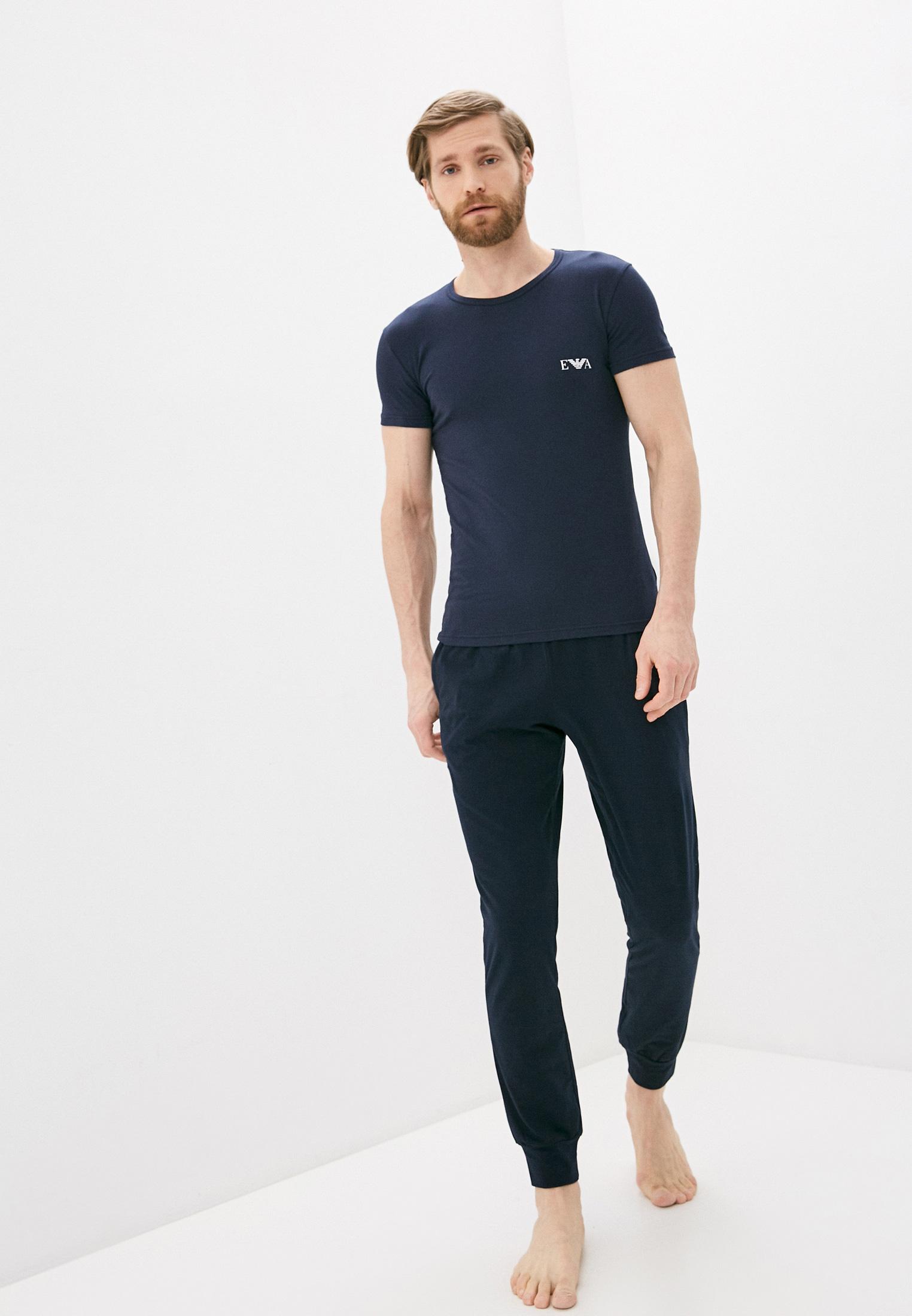 Домашняя футболка Emporio Armani 1116701p715: изображение 4