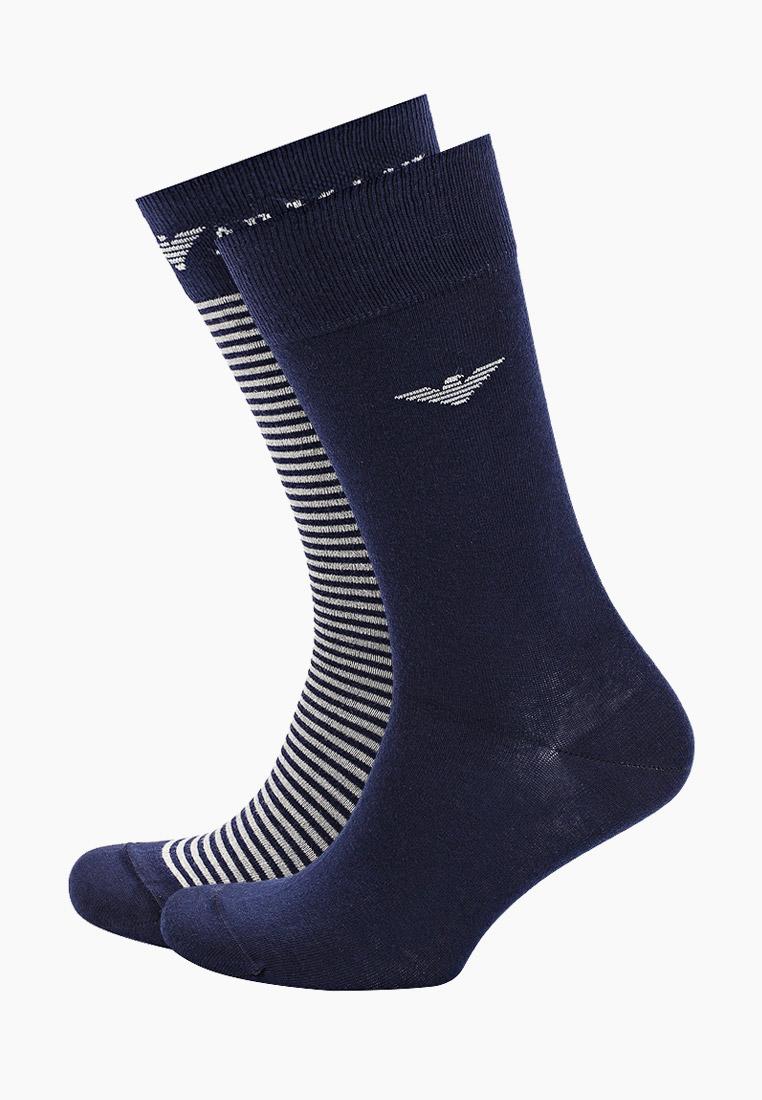 Мужские носки Emporio Armani (Эмпорио Армани) Носки Emporio Armani